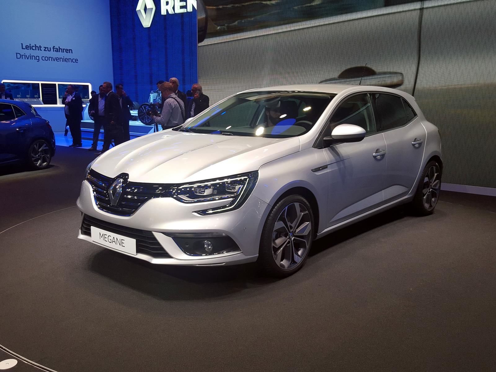 Renault Mégane 2016, se presenta la cuarta generación ...