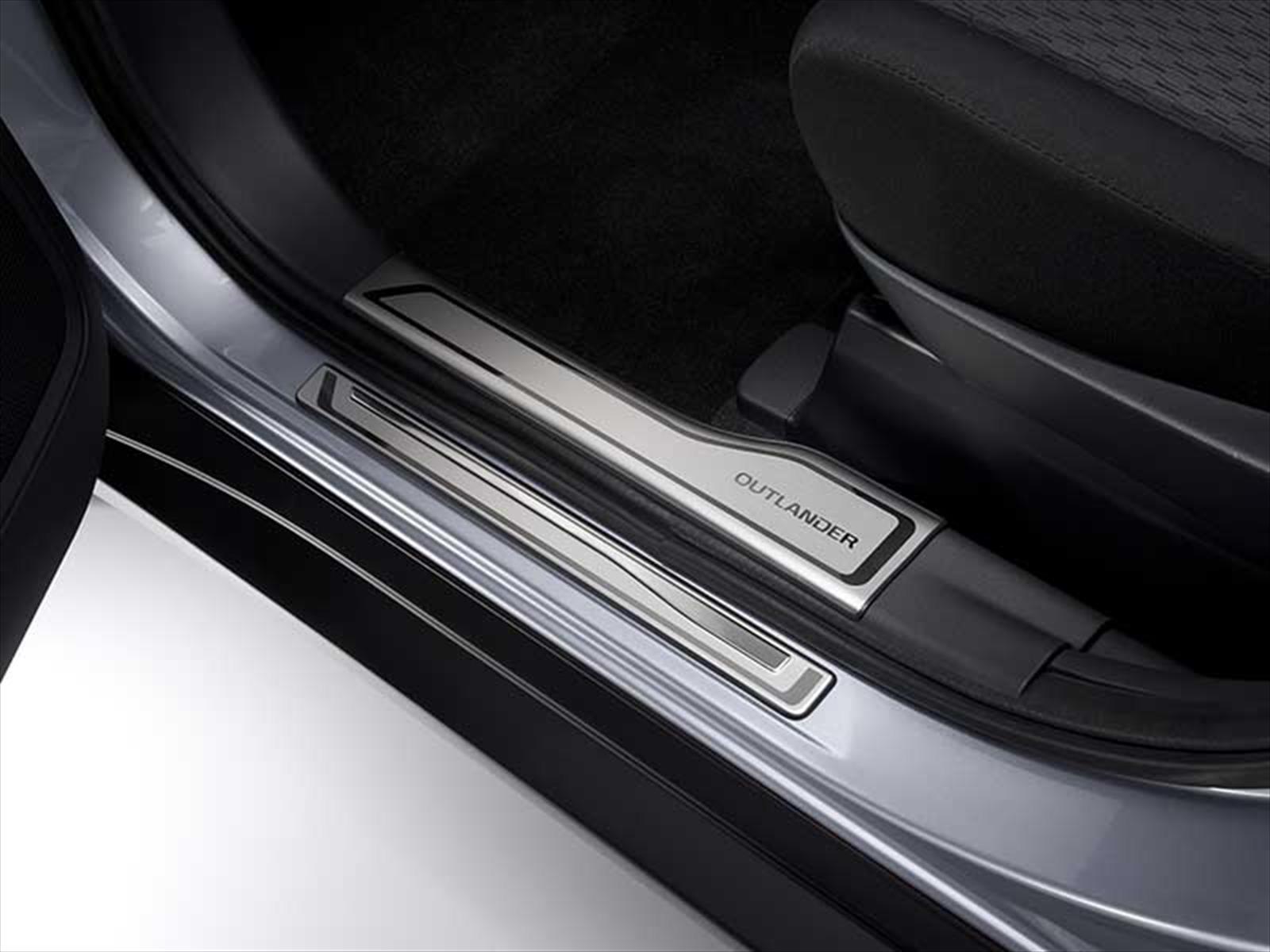 Accesorios Mopar para Mitsubishi Outlander 2016 ...