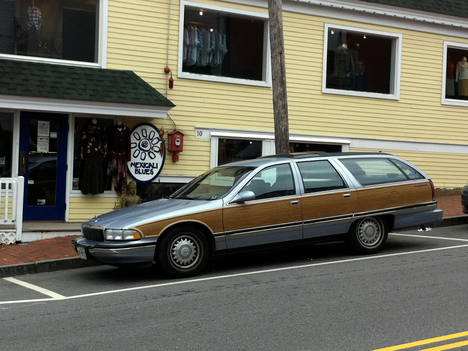 Top 10 Buick Roadmaster Estate Wagon Autocosmos Com
