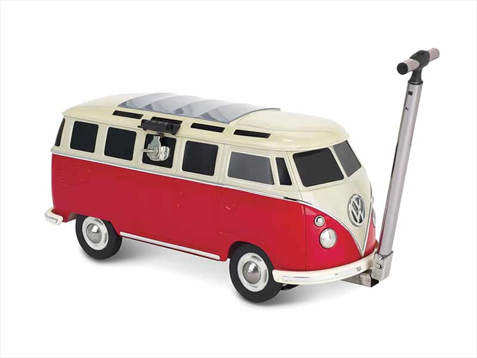 Una Volkswagen Kombi Con El Coraz 243 N Helado Autocosmos Com