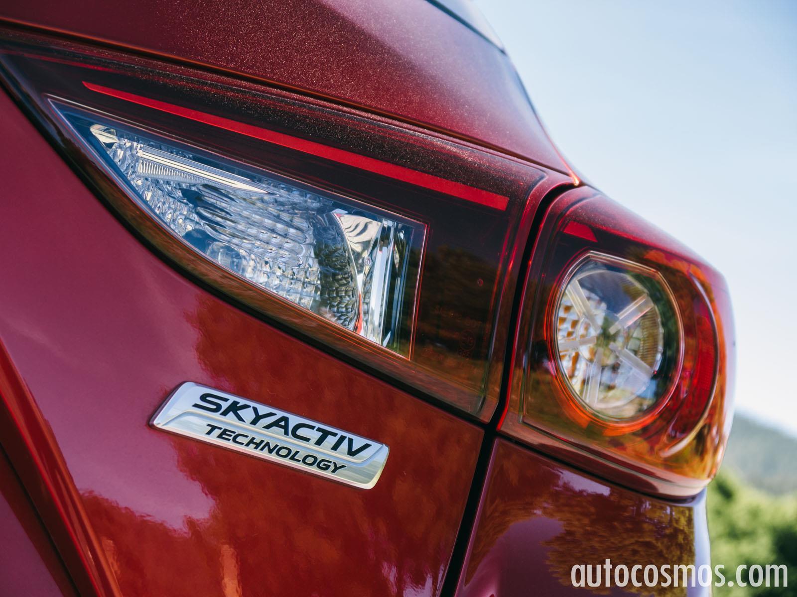 Mazda3 2.0L 2015 a prueba - Autocosmos.com