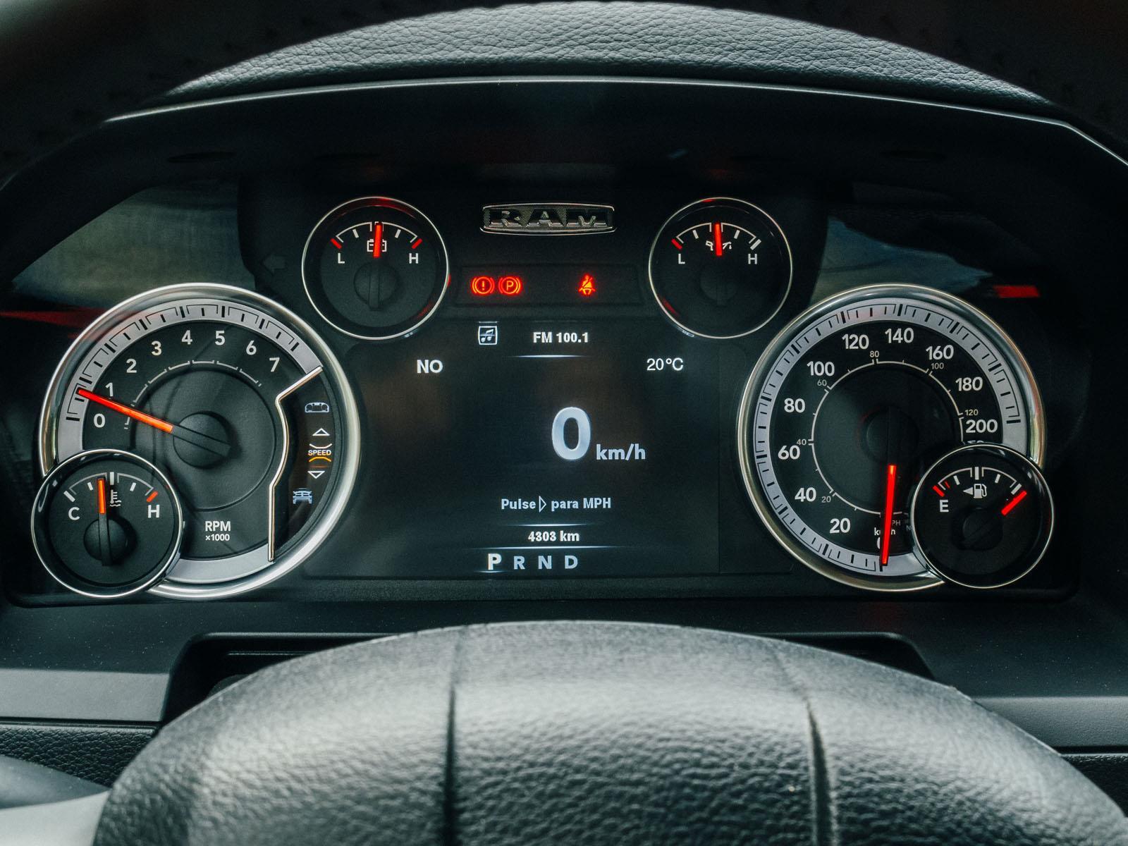 2016 Toyota Tundra Diesel >> RAM RT 4X4 2014 a prueba - Autocosmos.com