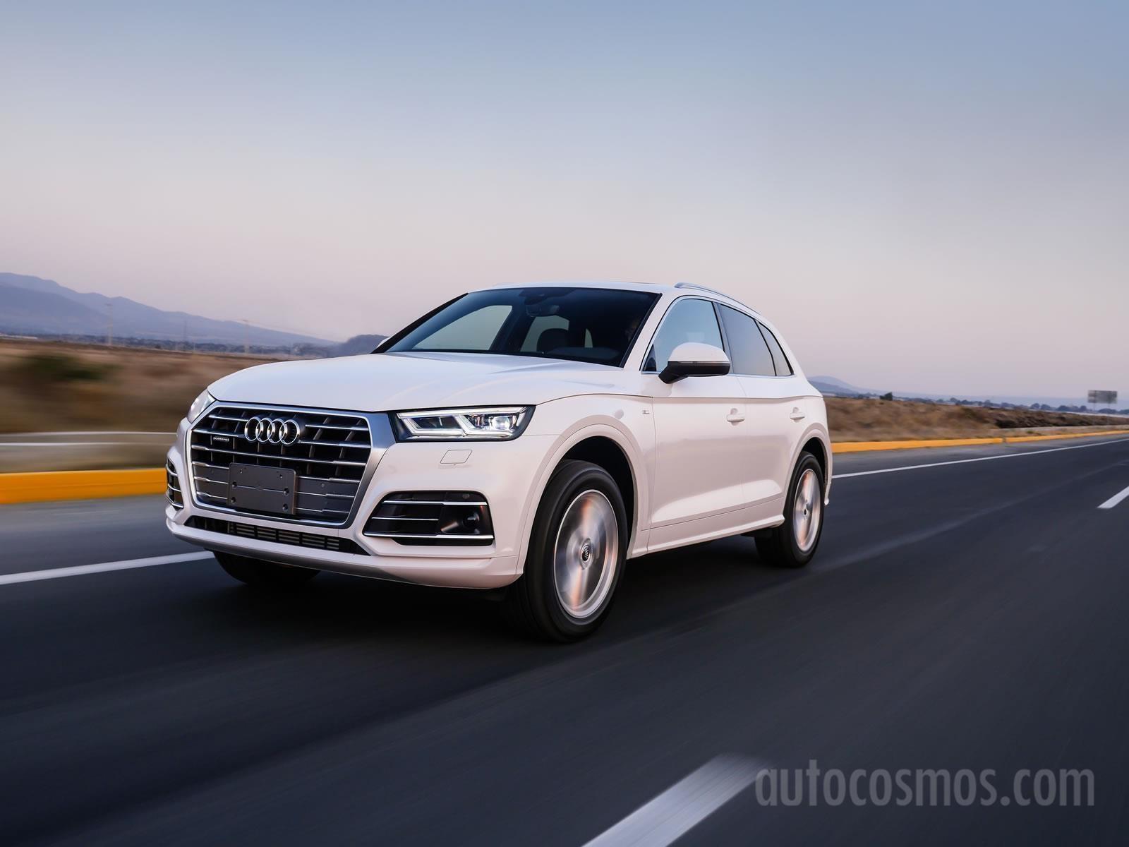 Manejamos la Audi Q5 2018 - Autocosmos.com