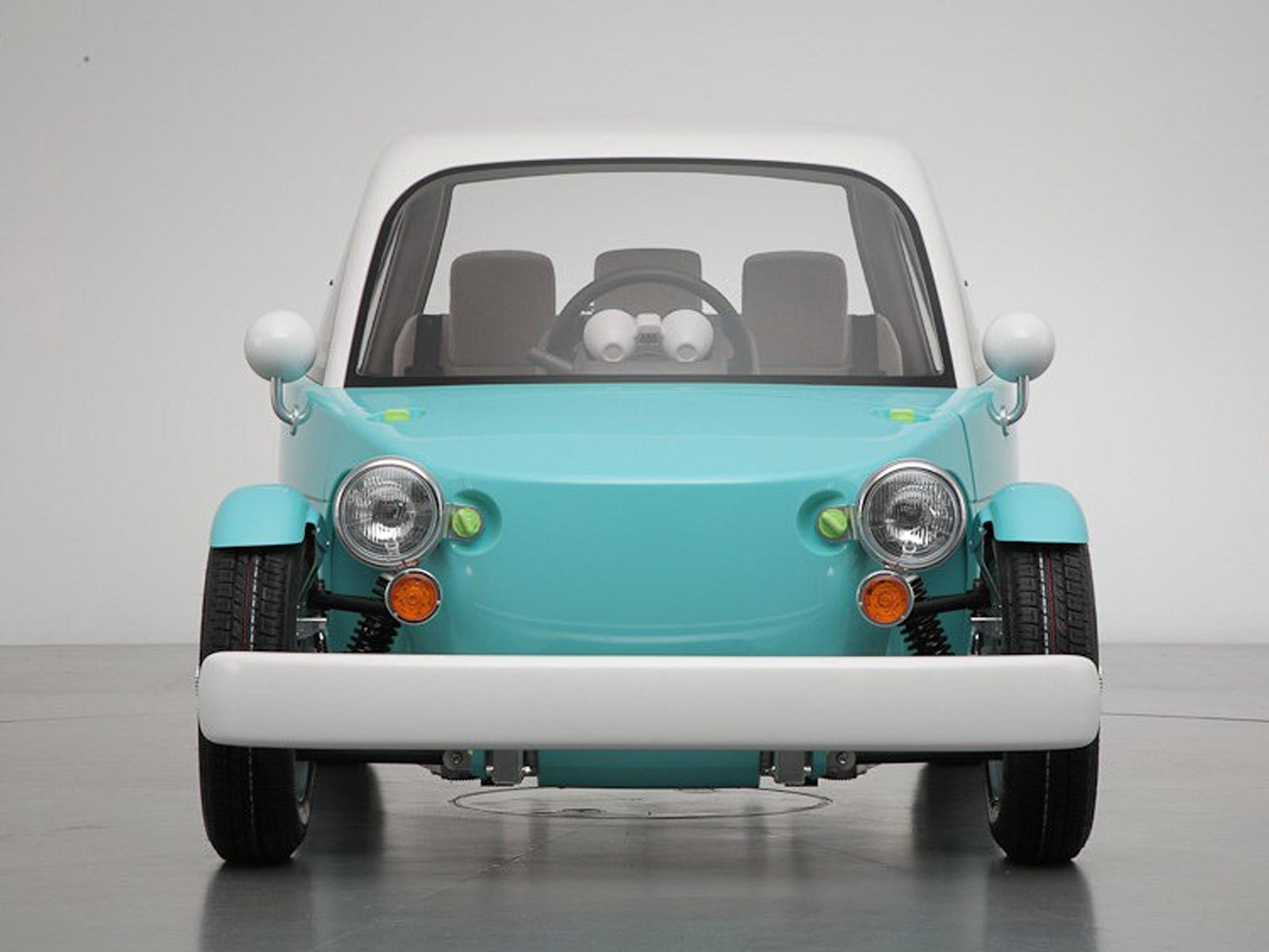 Toyota Camatte Se Presenta En El Tokyo Toy Show