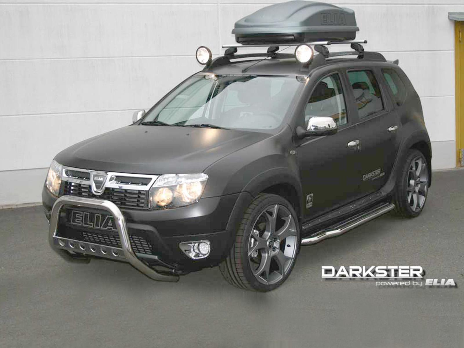 dacia duster modificado por alemanes. Black Bedroom Furniture Sets. Home Design Ideas