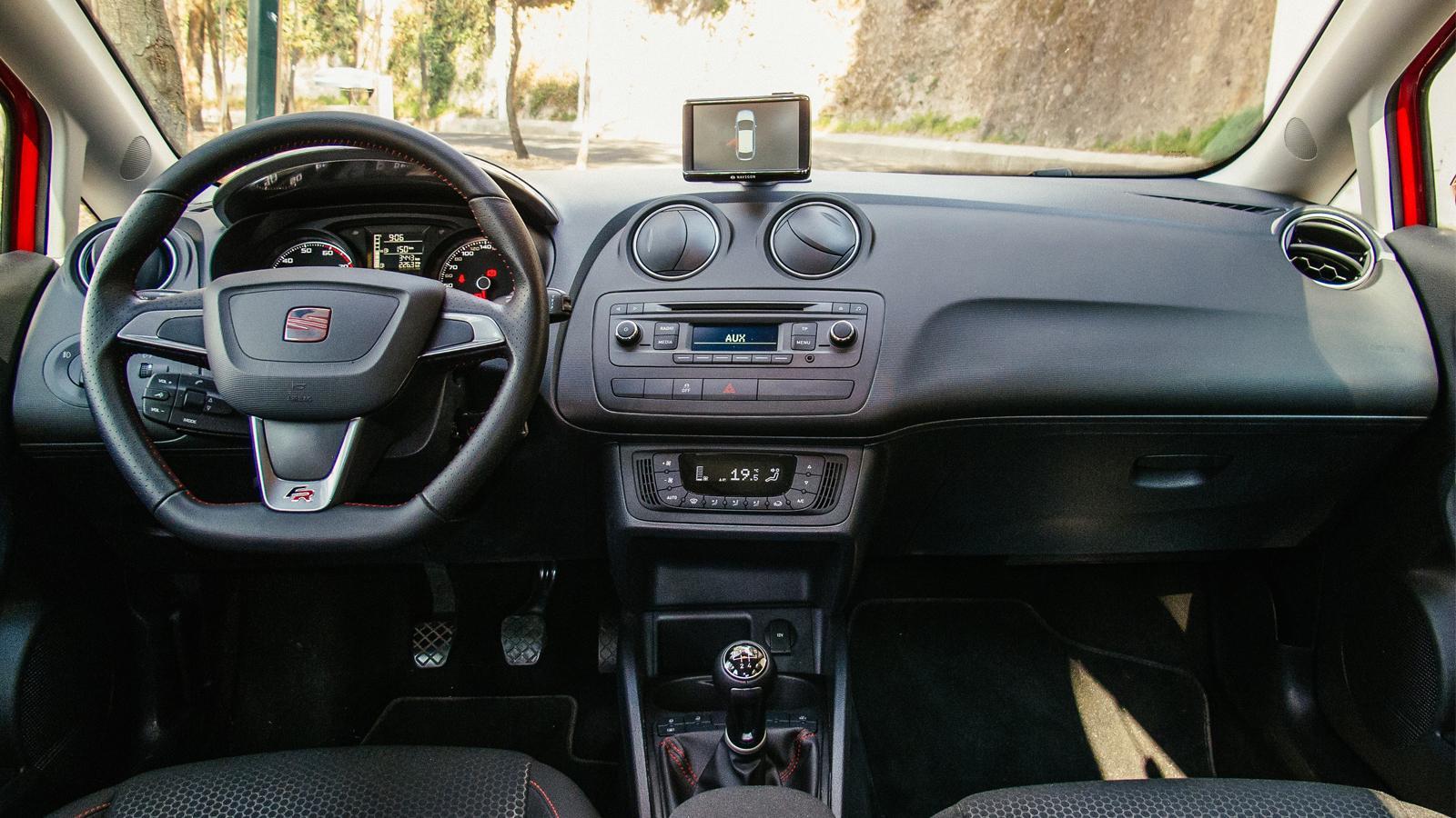 SEAT Ibiza FR 1.2 2014 a prueba - Autocosmos.com