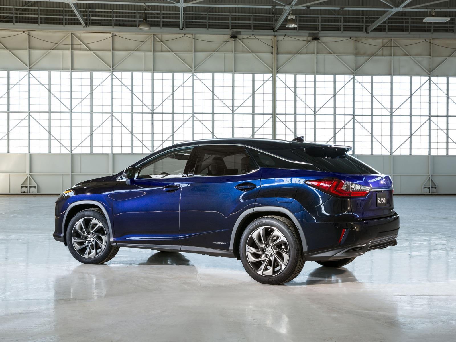 Auto Show De Nueva York 2015 Lexus Rx 2016 Mas Que Una Camioneta