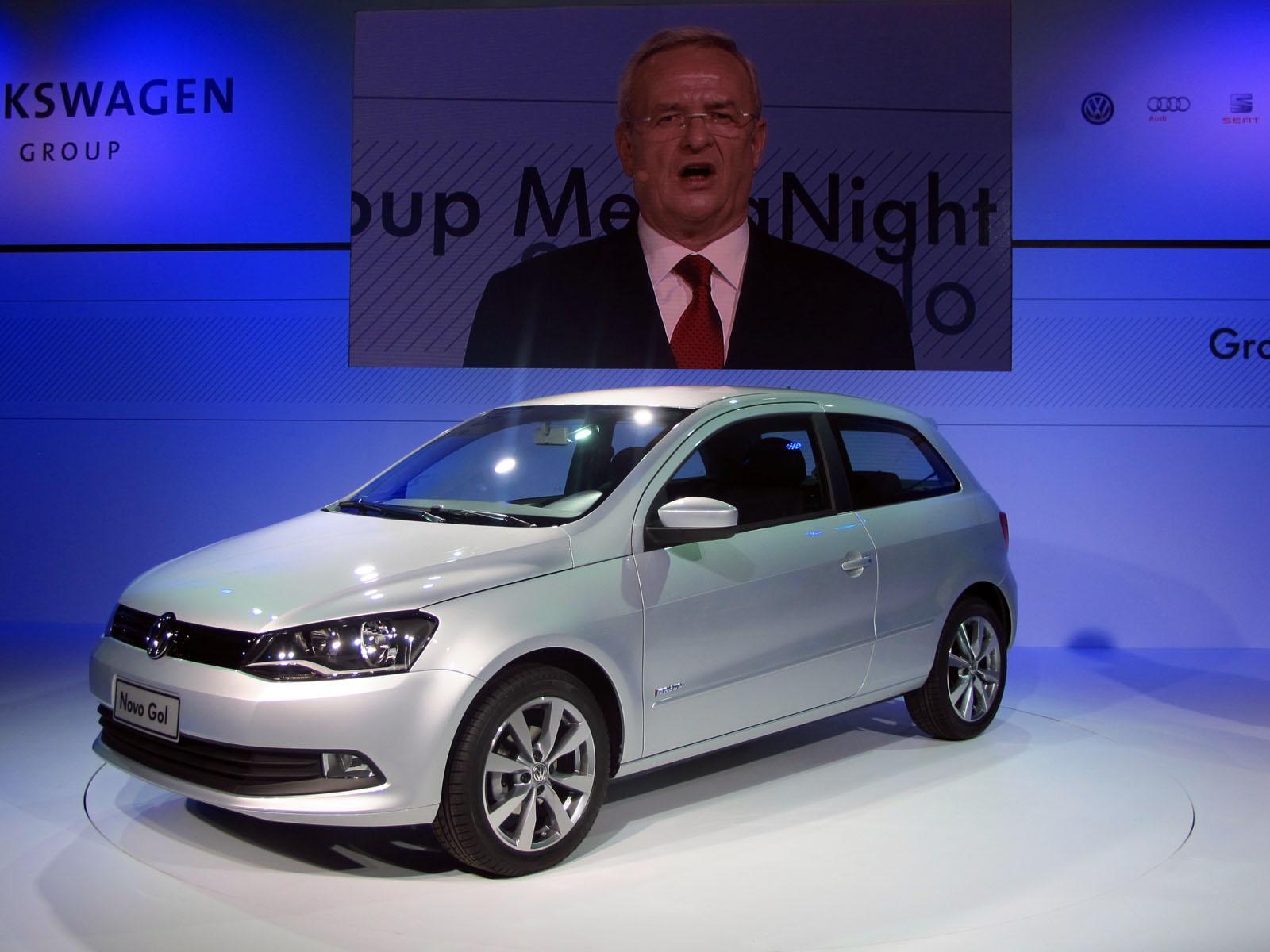 Volkswagen Gol 3 puertas 2013 debuta en Brasil ...