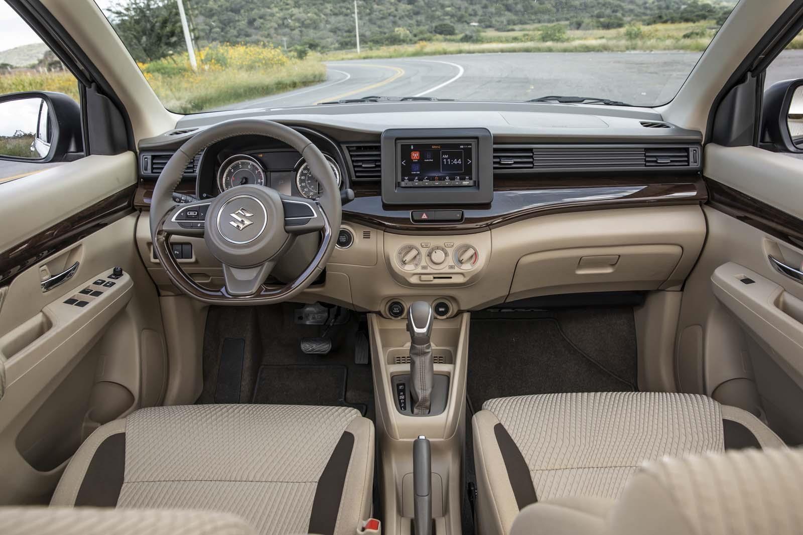 Suzuki Ertiga 2019 - Autocosmos.com