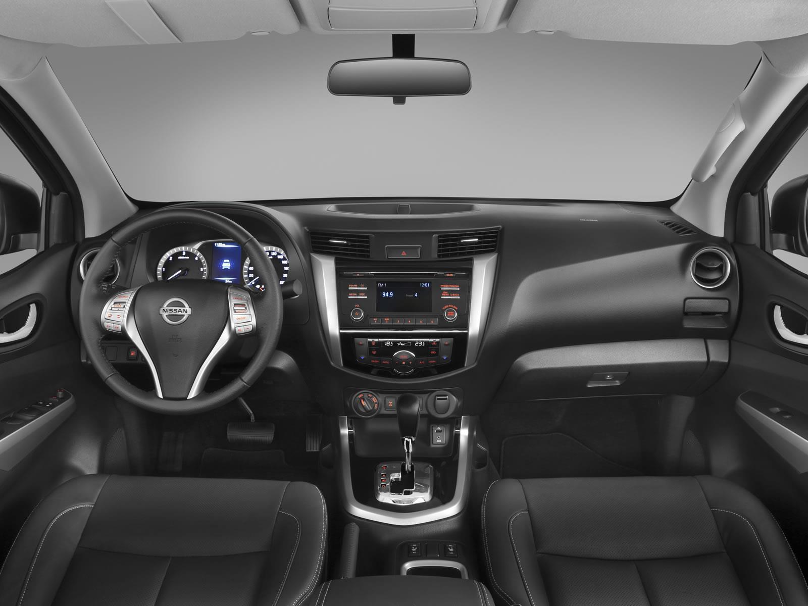 Nissan Np300 Frontier Di Sel 2017 Llega A M Xico Desde 284 700 Pesos