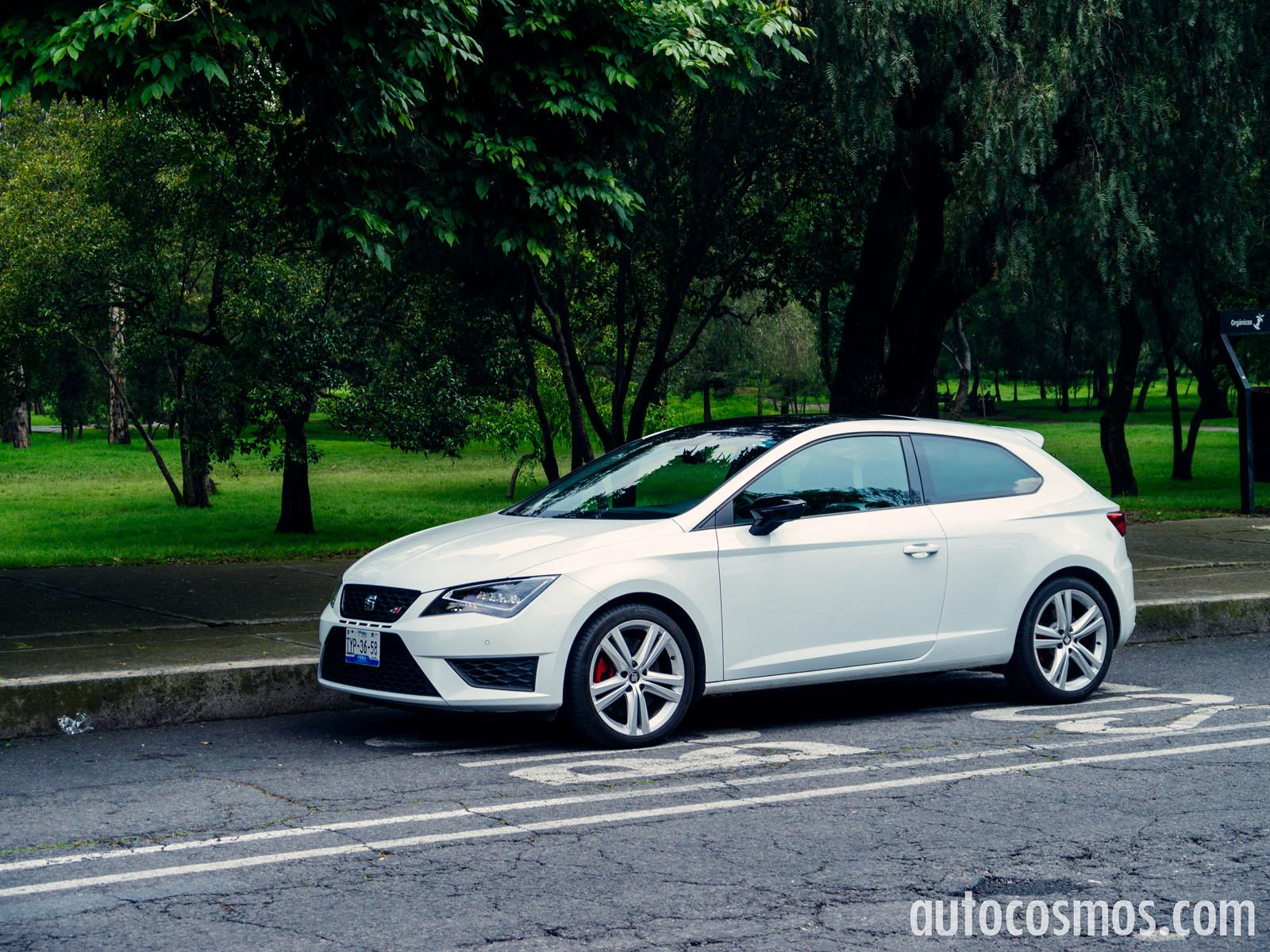 seat leon cupra 2015 a prueba. Black Bedroom Furniture Sets. Home Design Ideas