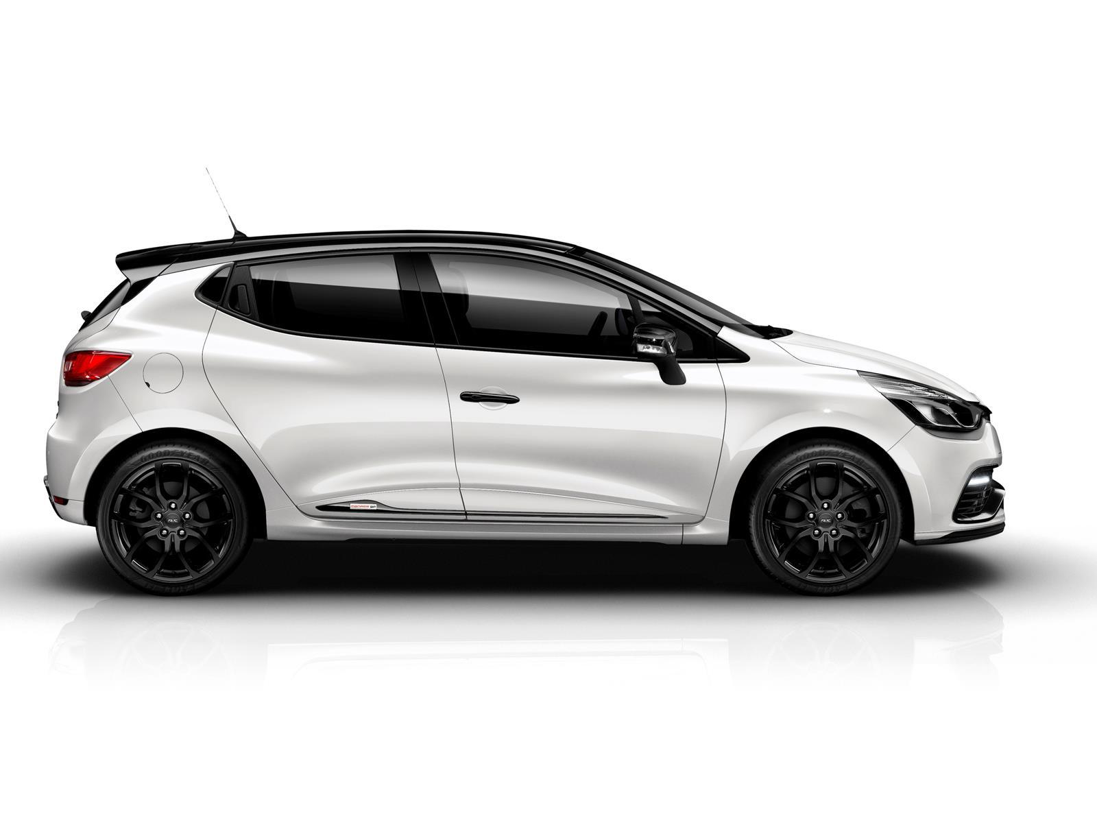 Nuevo Renault Sport R S 01 Renderings 2014: Renault Clio RS 200 Edición