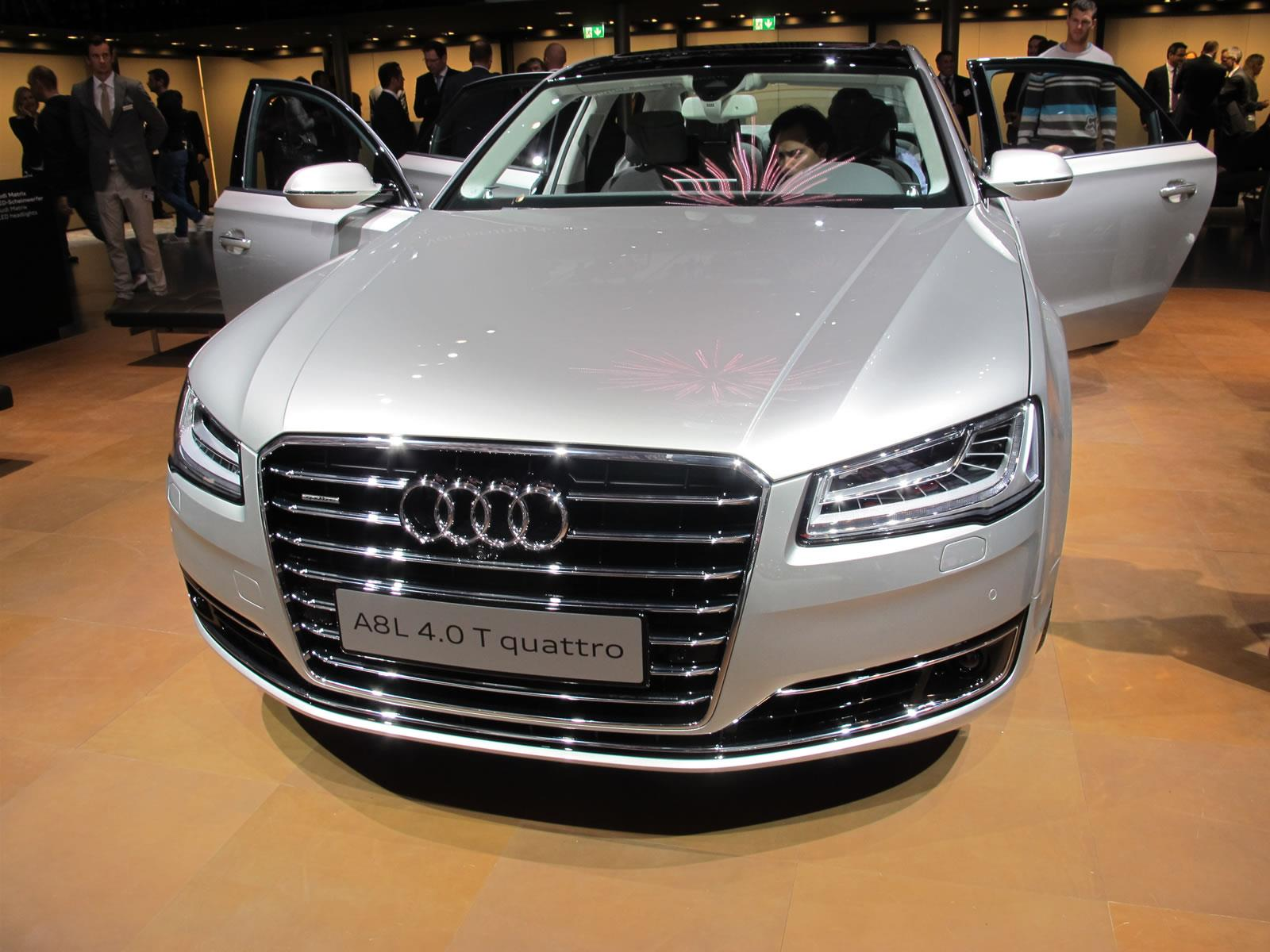 Sal n de frankfurt 2013 audi a8 2014 noticias for 10 best audiobooks of 2013 salon