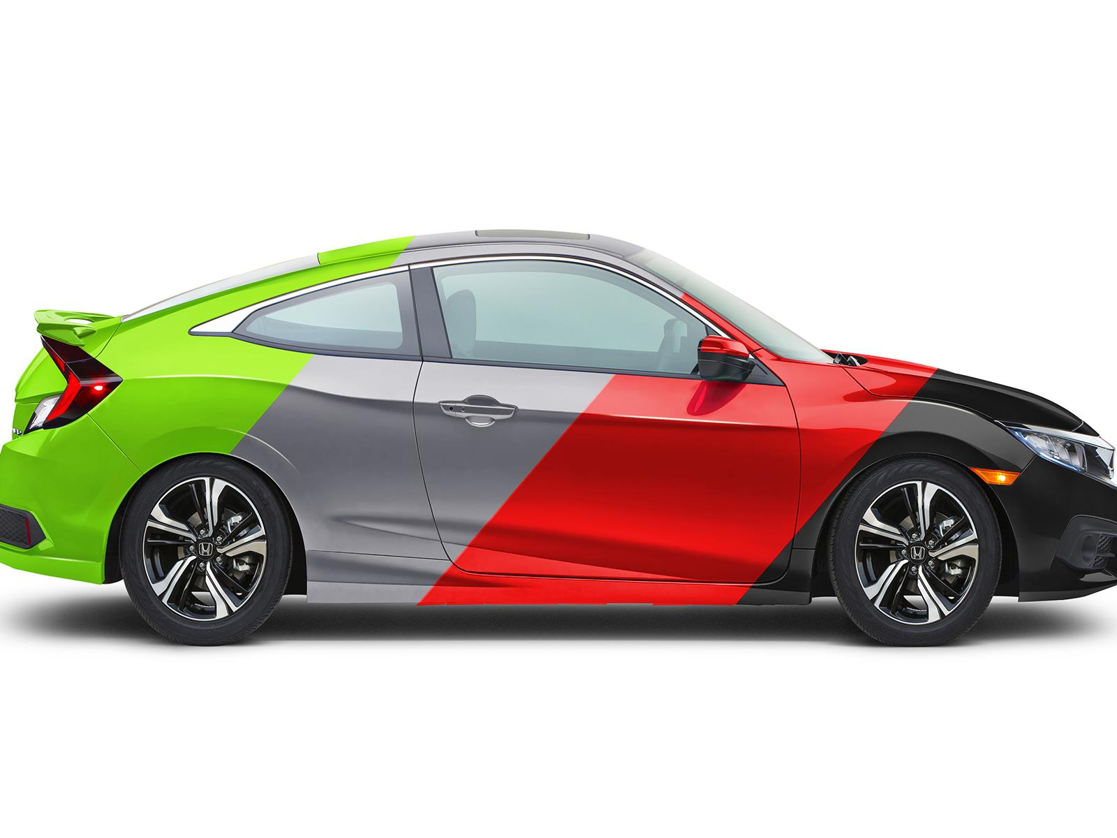 Honda Civic Coup 233 2016 Prueba De Manejo Autocosmos Com
