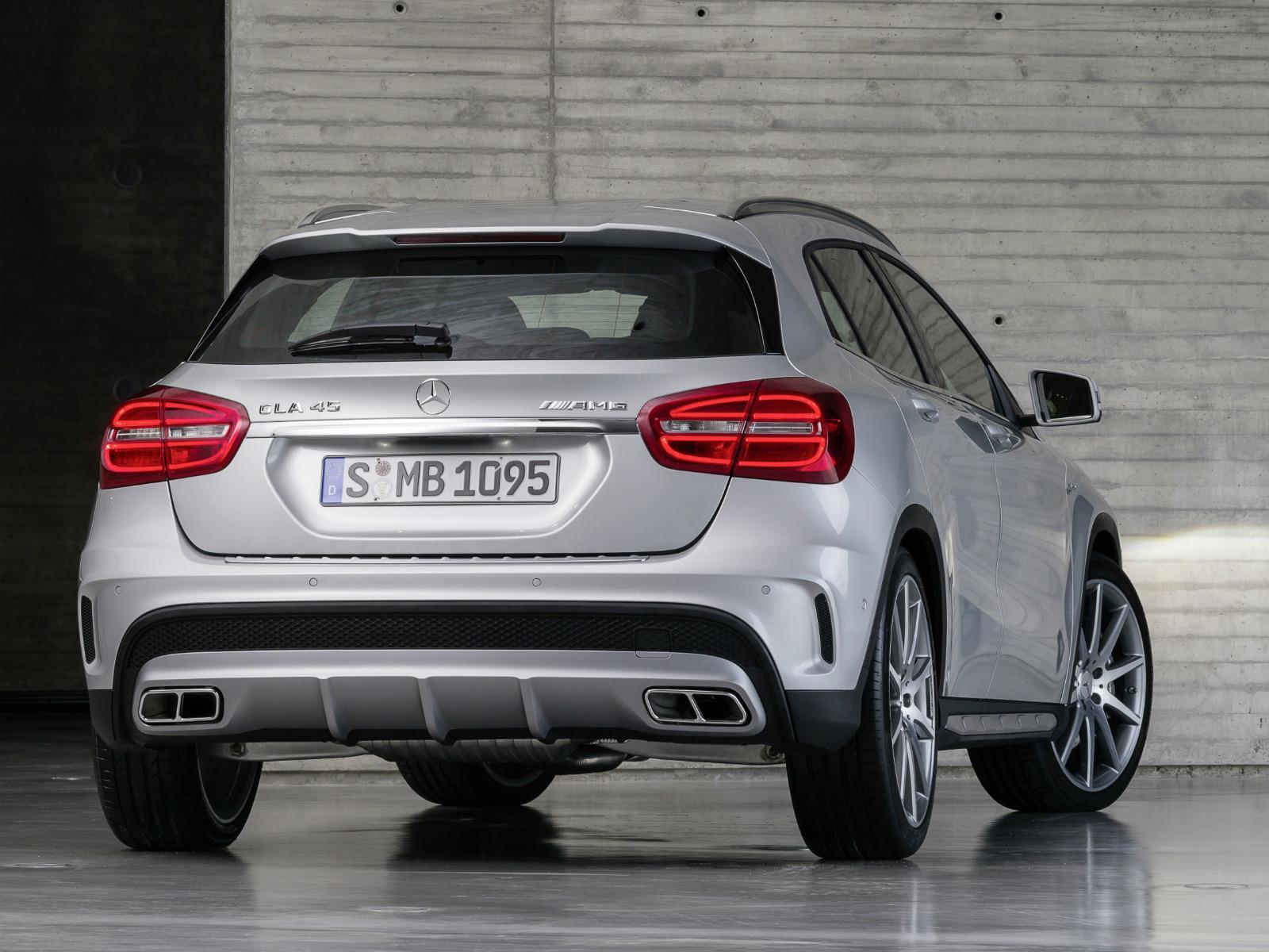 El nuevo Mercedes-Benz GLA llegó a Colombia - Autocosmos.com