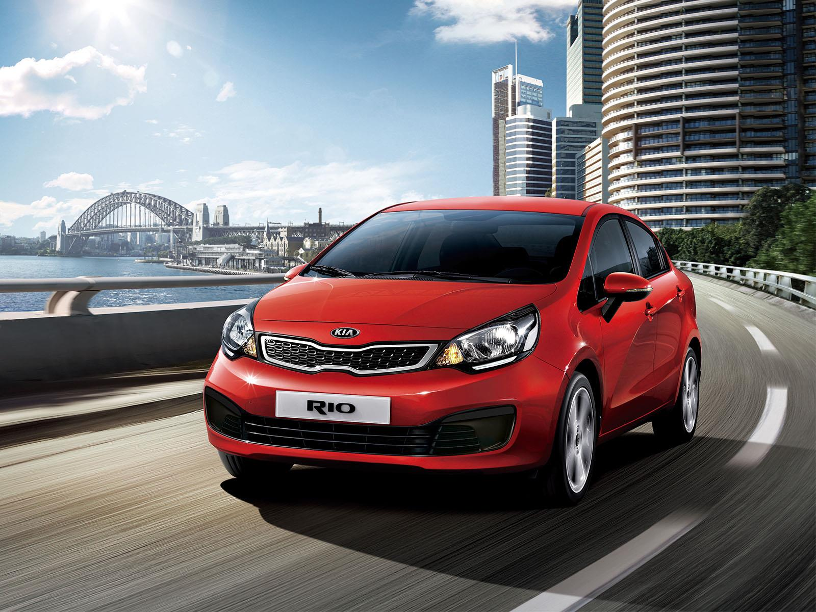 kia rio 2016 llega a m xico desde 189 900 pesos. Black Bedroom Furniture Sets. Home Design Ideas