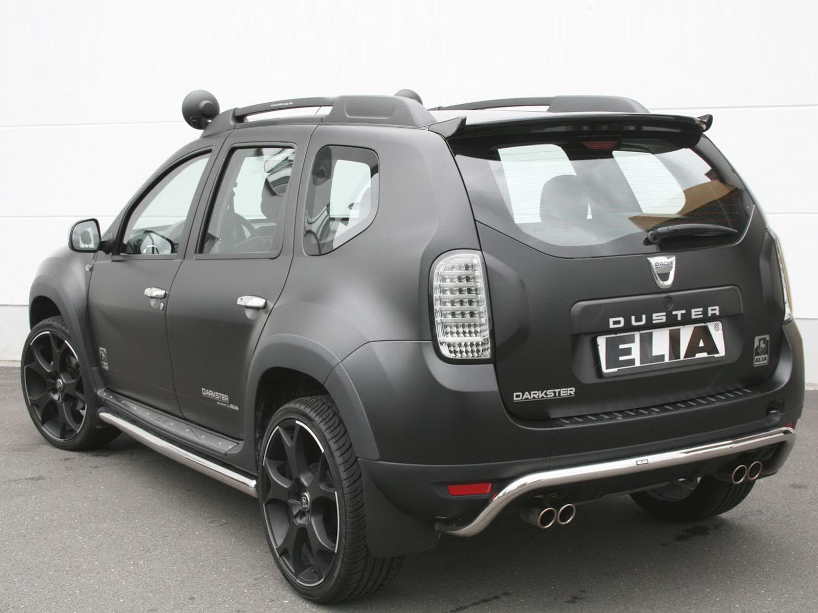 Dacia duster modificado por elia for Duster interni