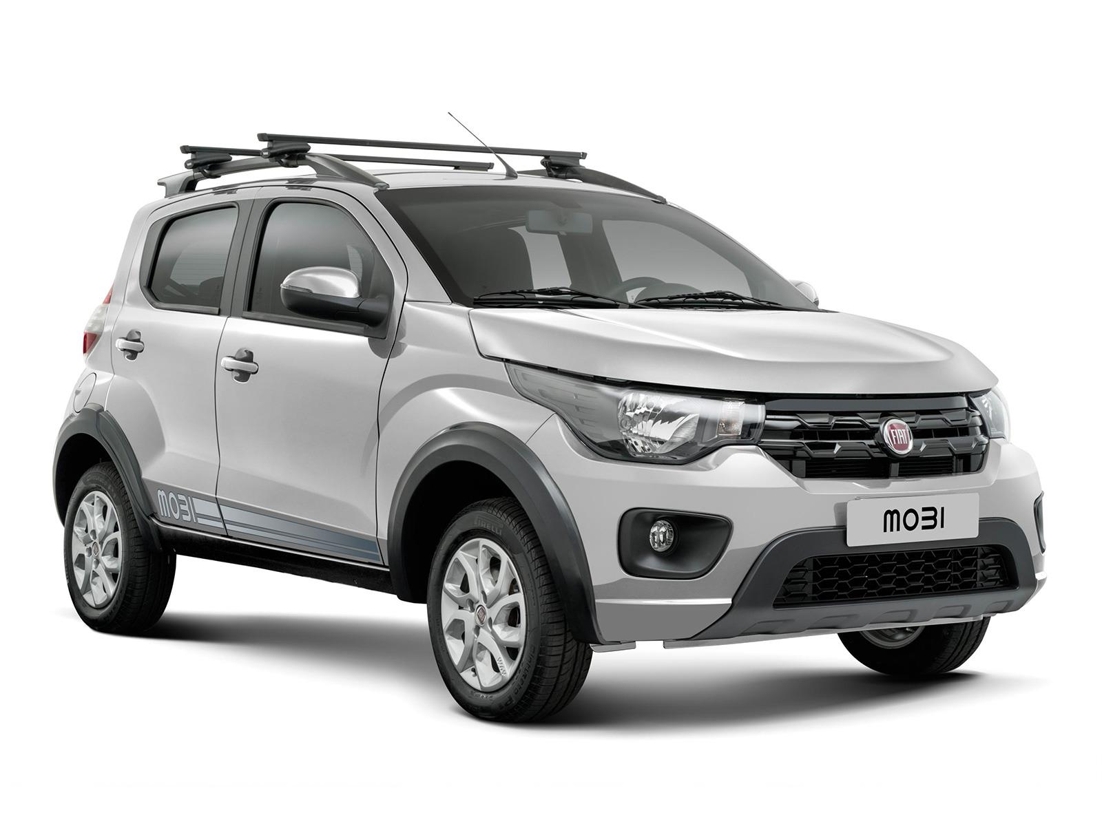 FIAT Mobi espiado en México - Autocosmos.com
