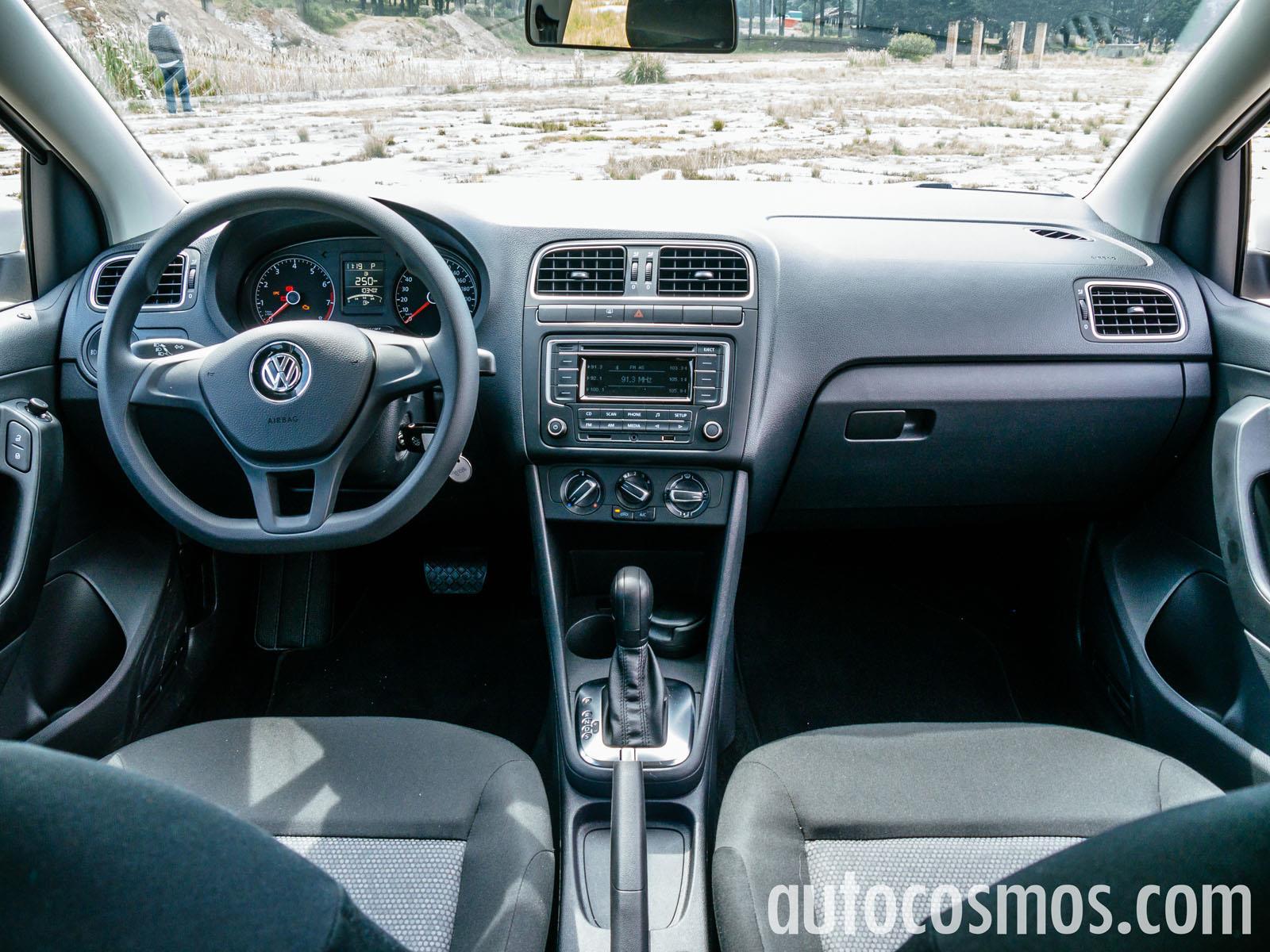 Volkswagen Nuevo Polo 2015 A Prueba Autocosmos Com