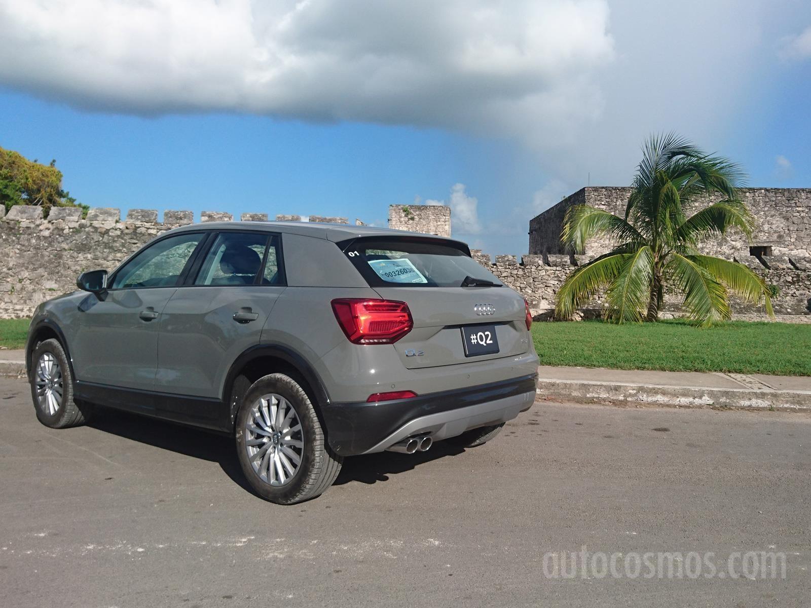 Audi Q2 2018 llega a México desde $459,900 pesos ...