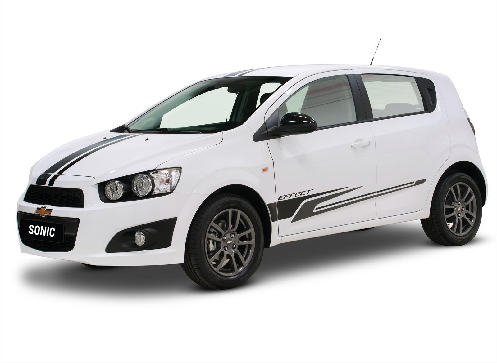 Chevrolet Chile Presenta Series Especiales De Los Spark Gt
