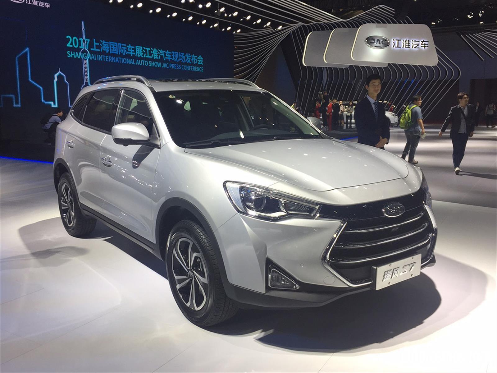 Jac S7 2018 Se Presenta Autocosmos Com