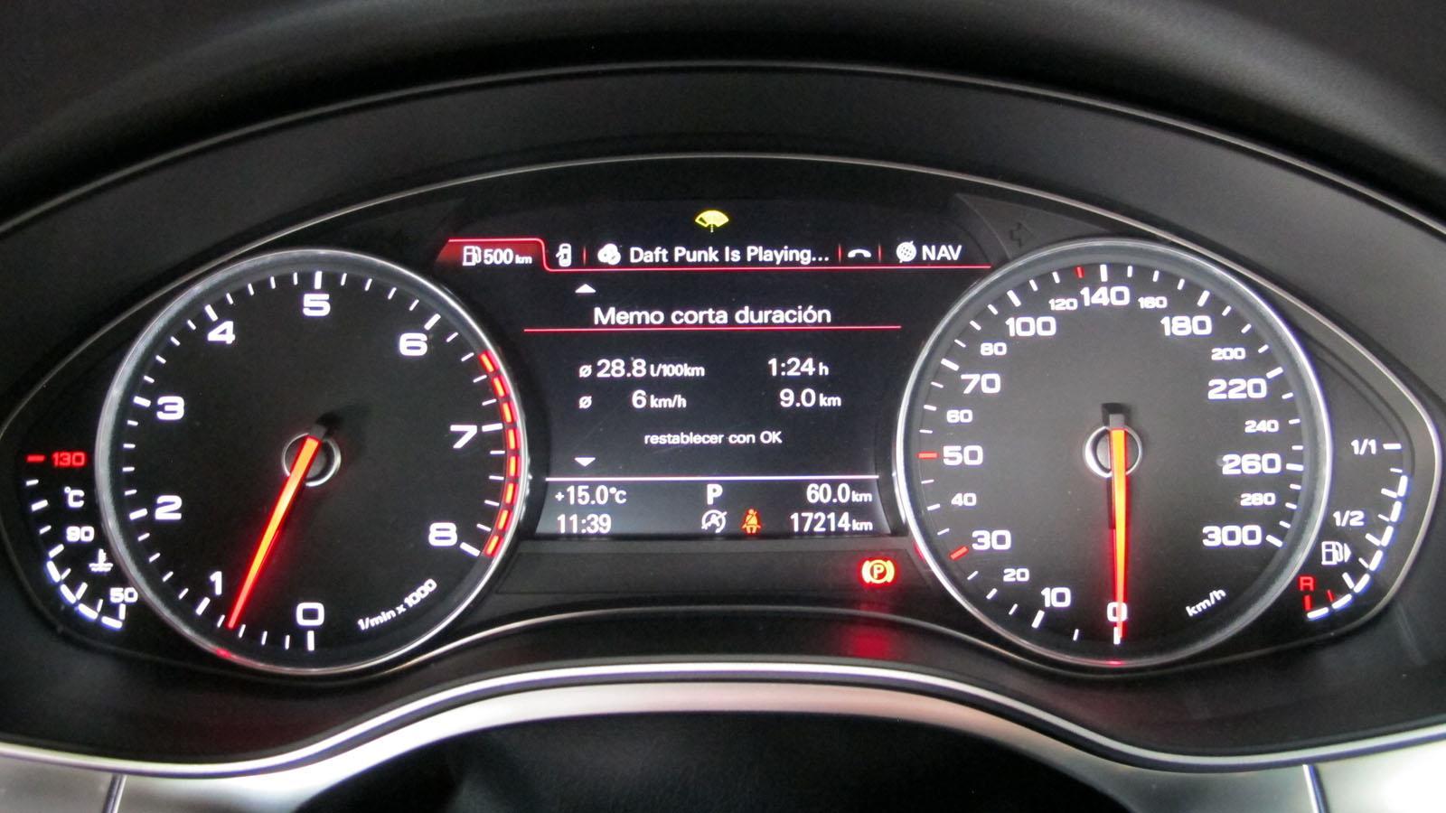 Audi A6 2 8 Fsi Multitronic A Prueba Autocosmos Com