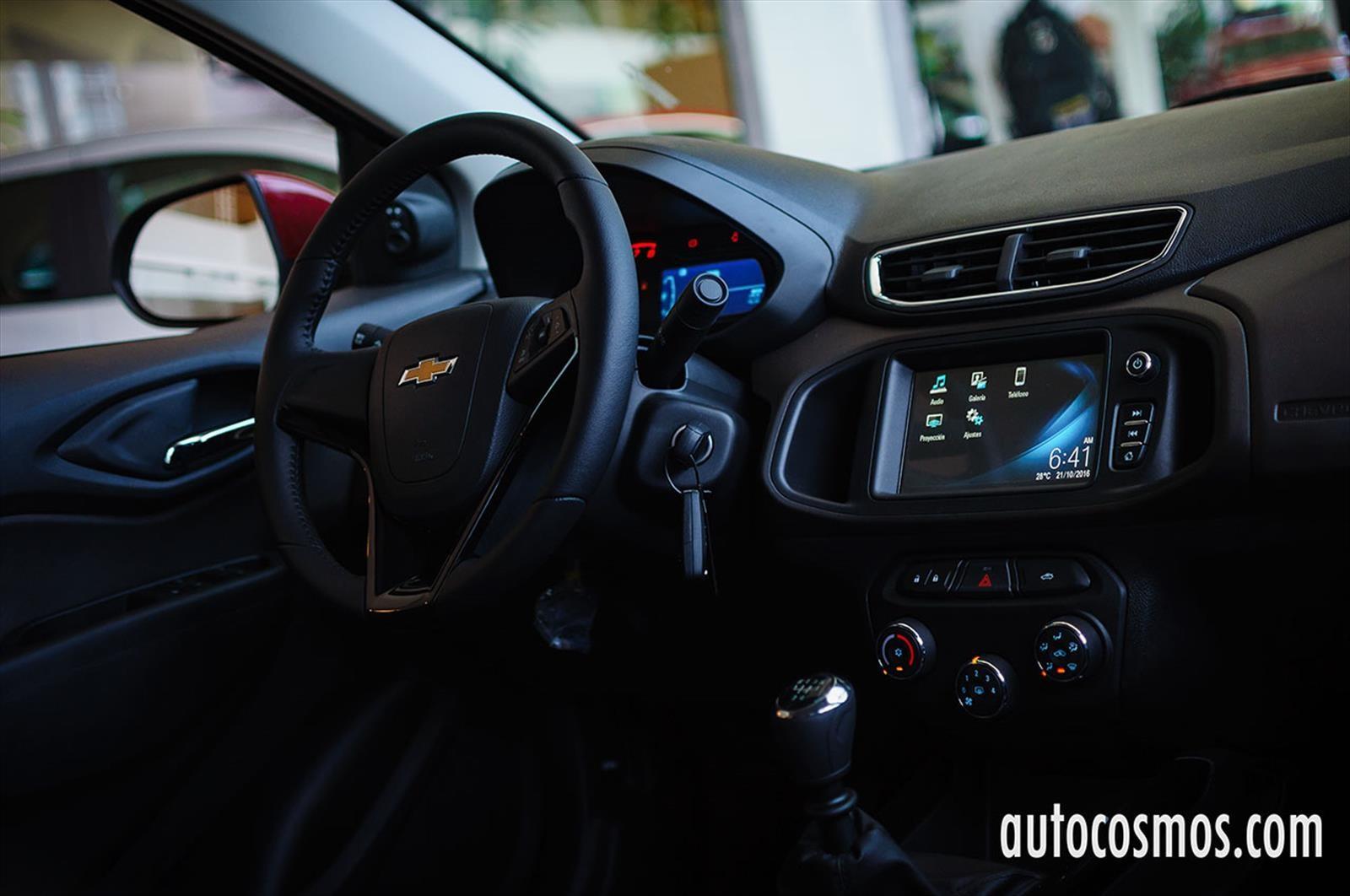 Chevrolet Prisma 2017 Inicia Ventas En Chile Por 8 490