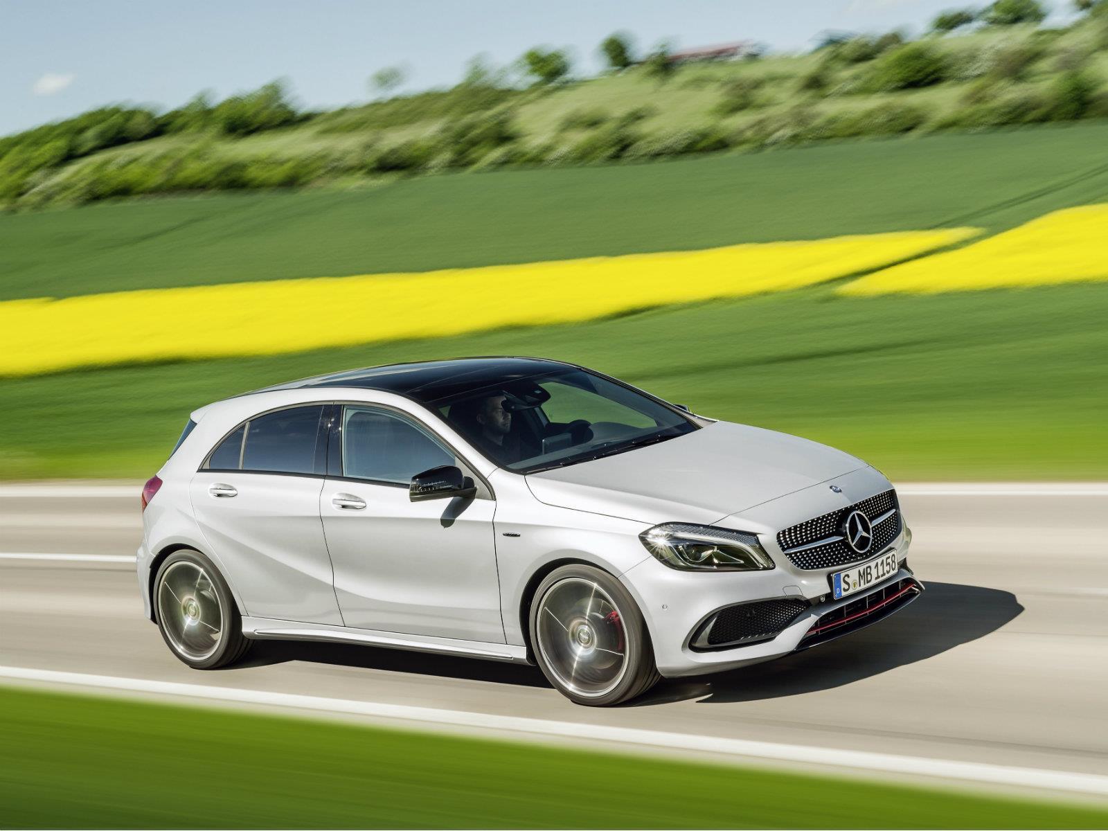Mercedes benz clase a 2016 se renueva el hatchback de for Mercedes benz serie a