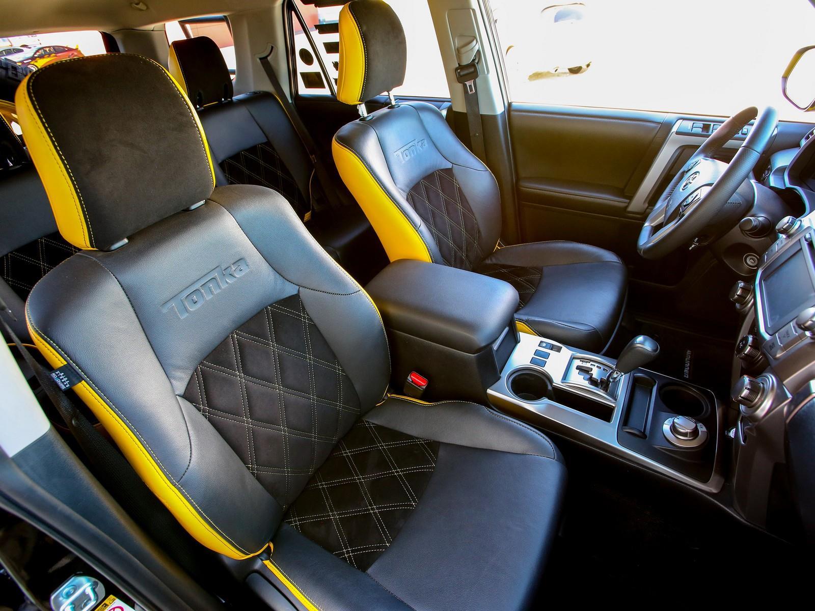 Toyota Tonka 4runner Un Juguete Tama 241 O Real Autocosmos Com
