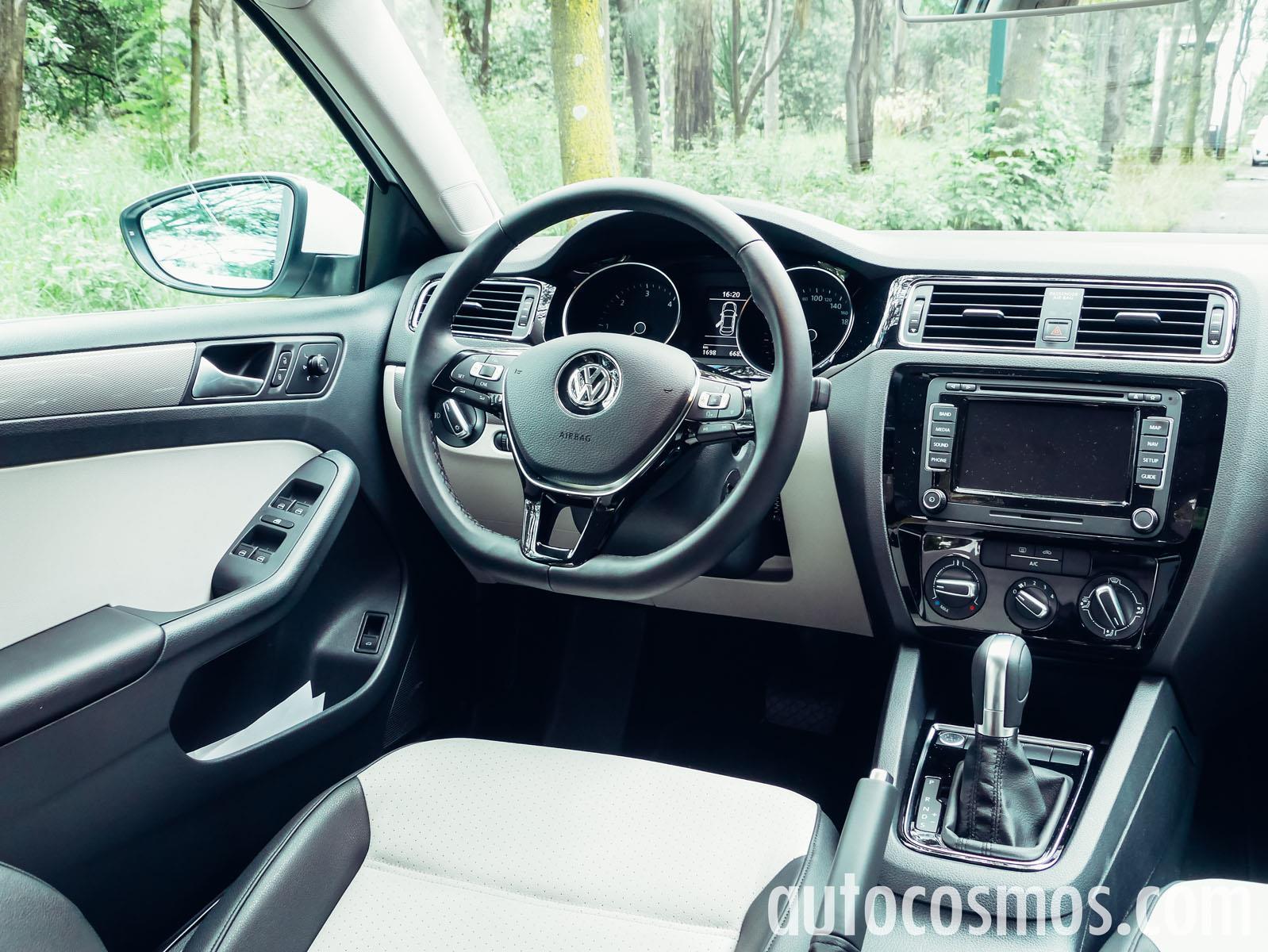 Volkswagen Nuevo Jetta 2015 A Prueba Autocosmos Com