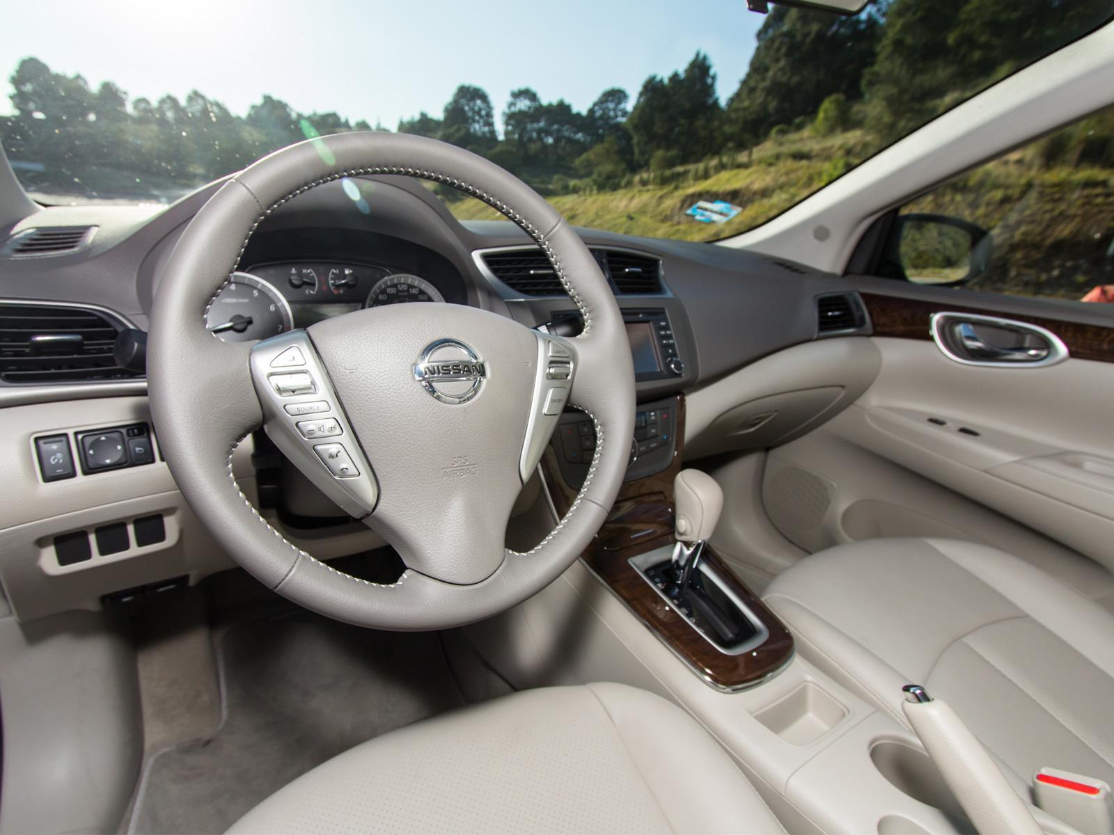 Nissan Sentra Exclusive Navi 2013 Autocosmos Com