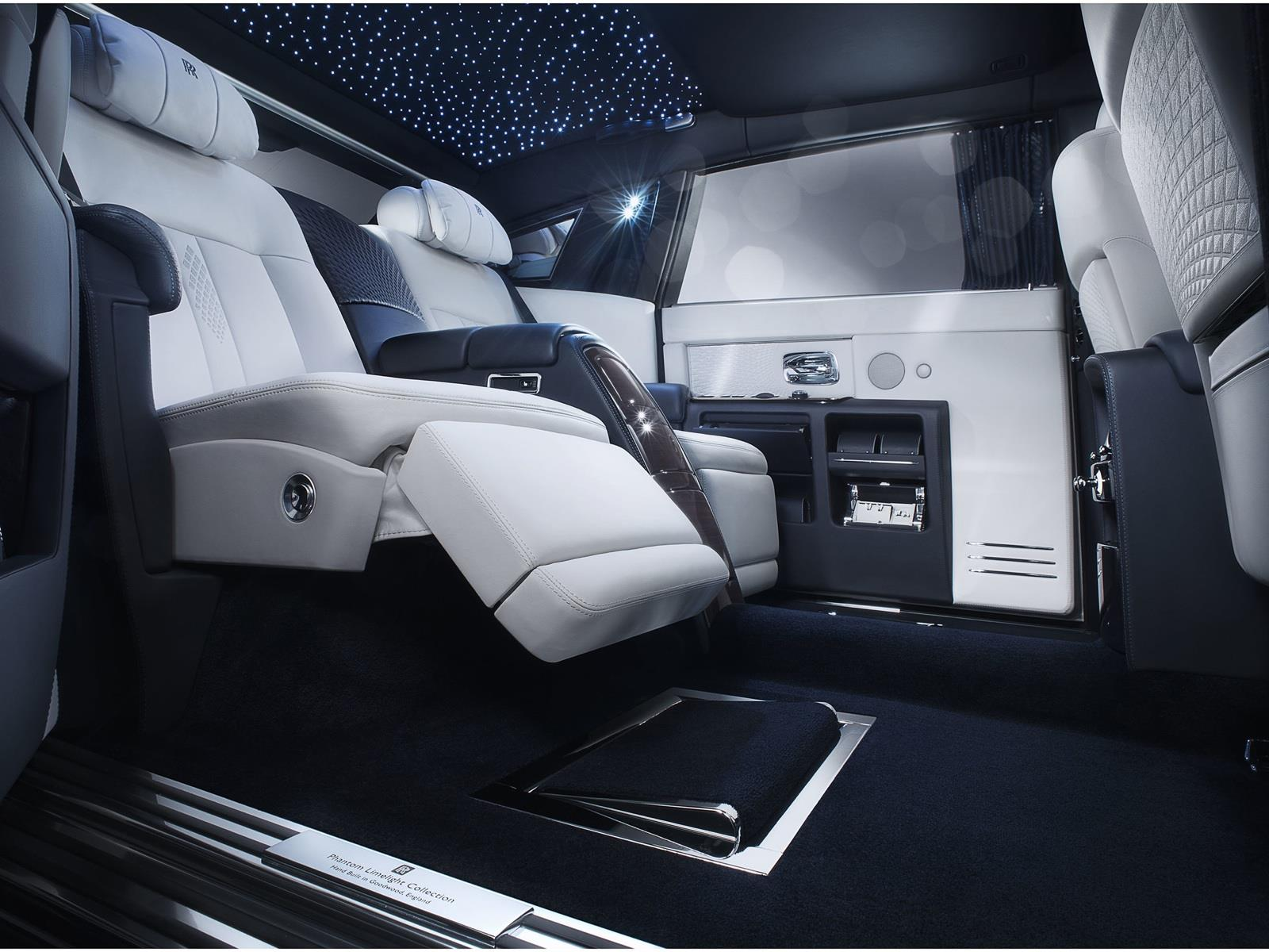 Rolls Royce Phantom Limelight Lujo Absoluto Autocosmos Com