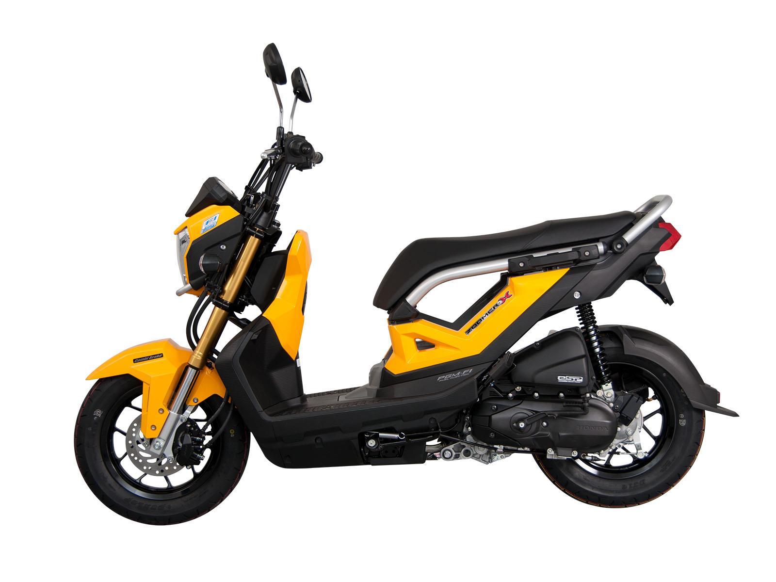 Honda Zoomer X 2016 Llega A M 233 Xico Desde 39 999 Pesos