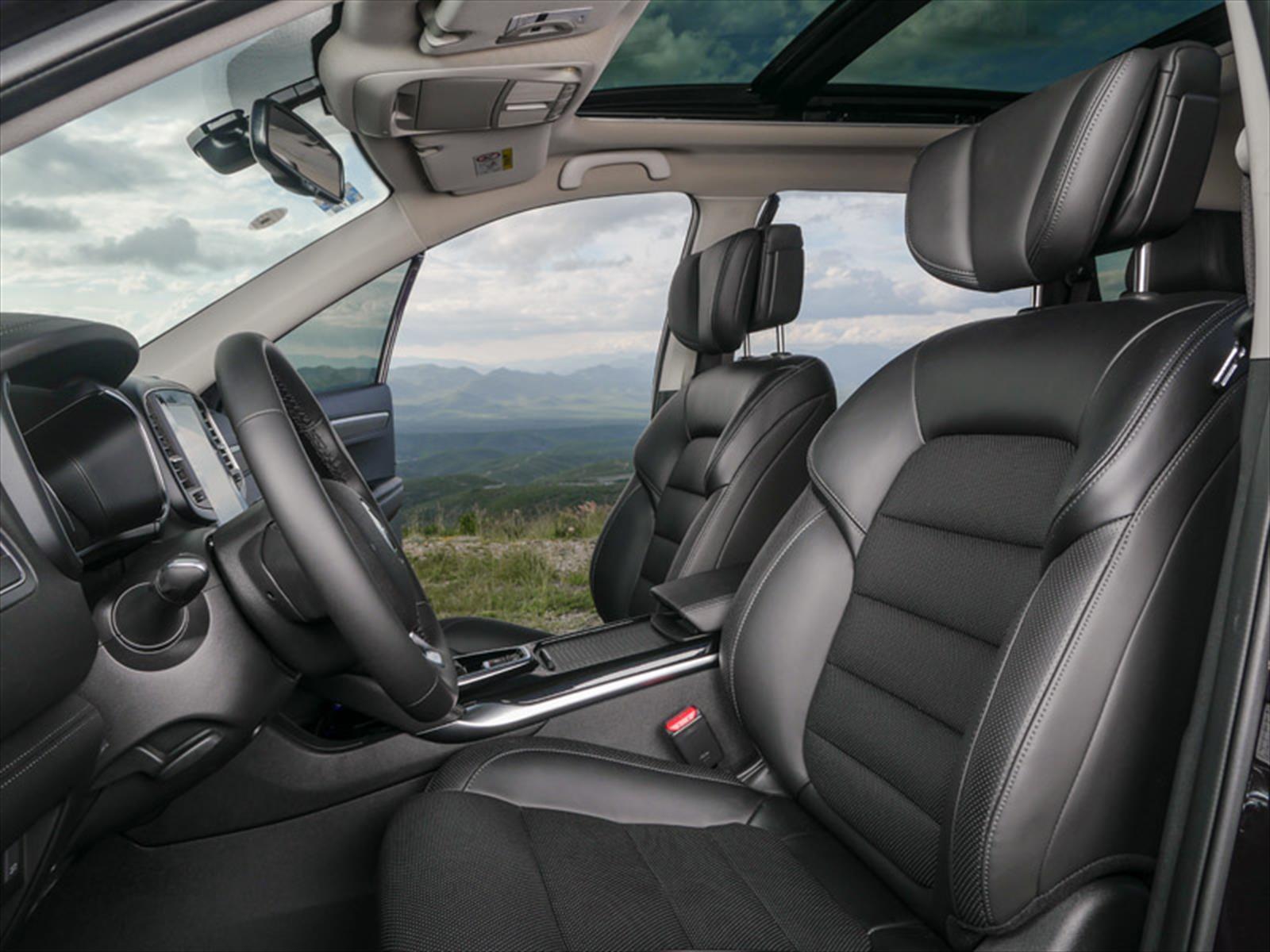 Renault Koleos Minuit 2019 a prueba: un SUV de edición