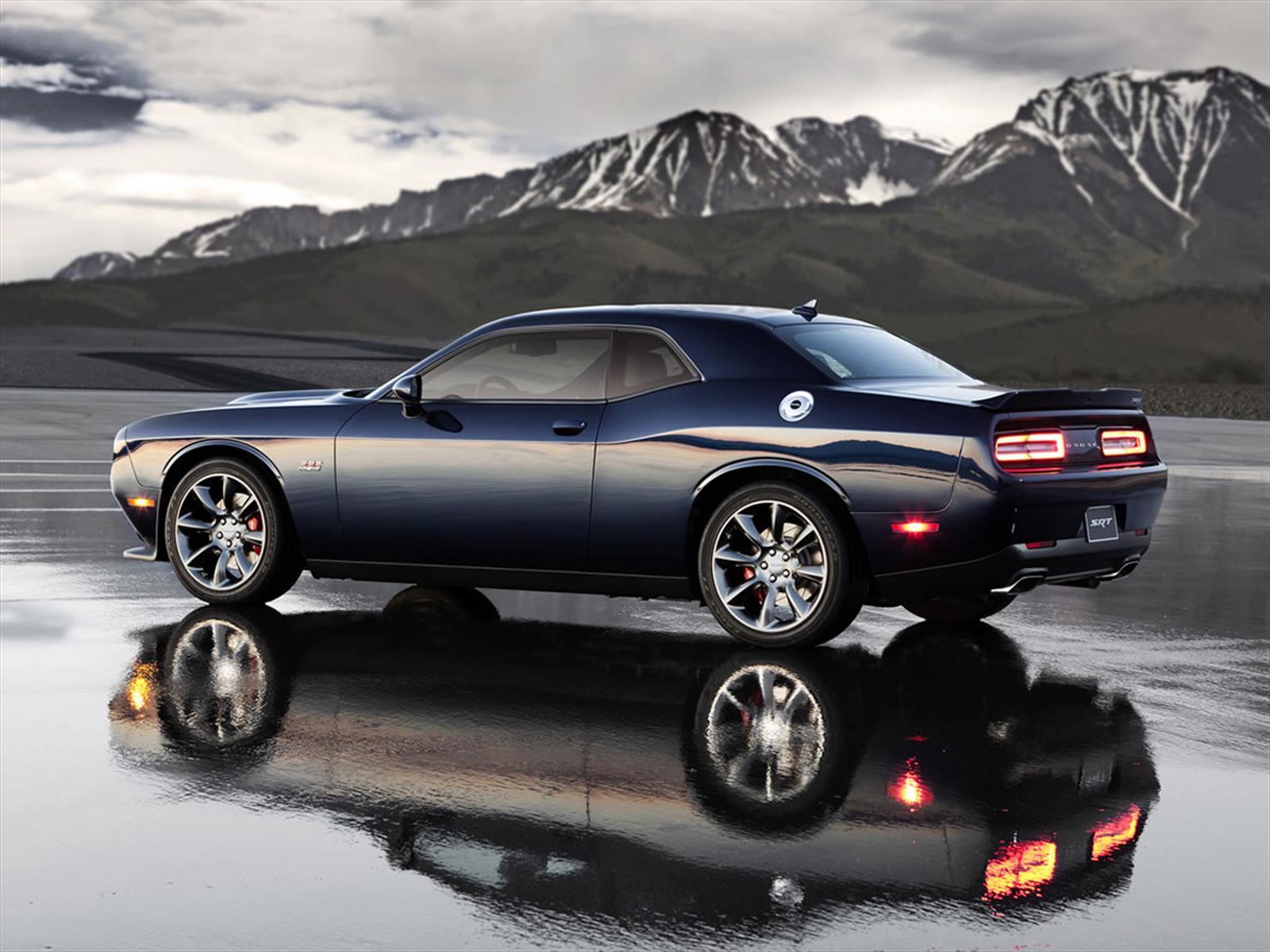 Dodge Challenger Srt Hellcat 2015 El Nuevo Rey De Los