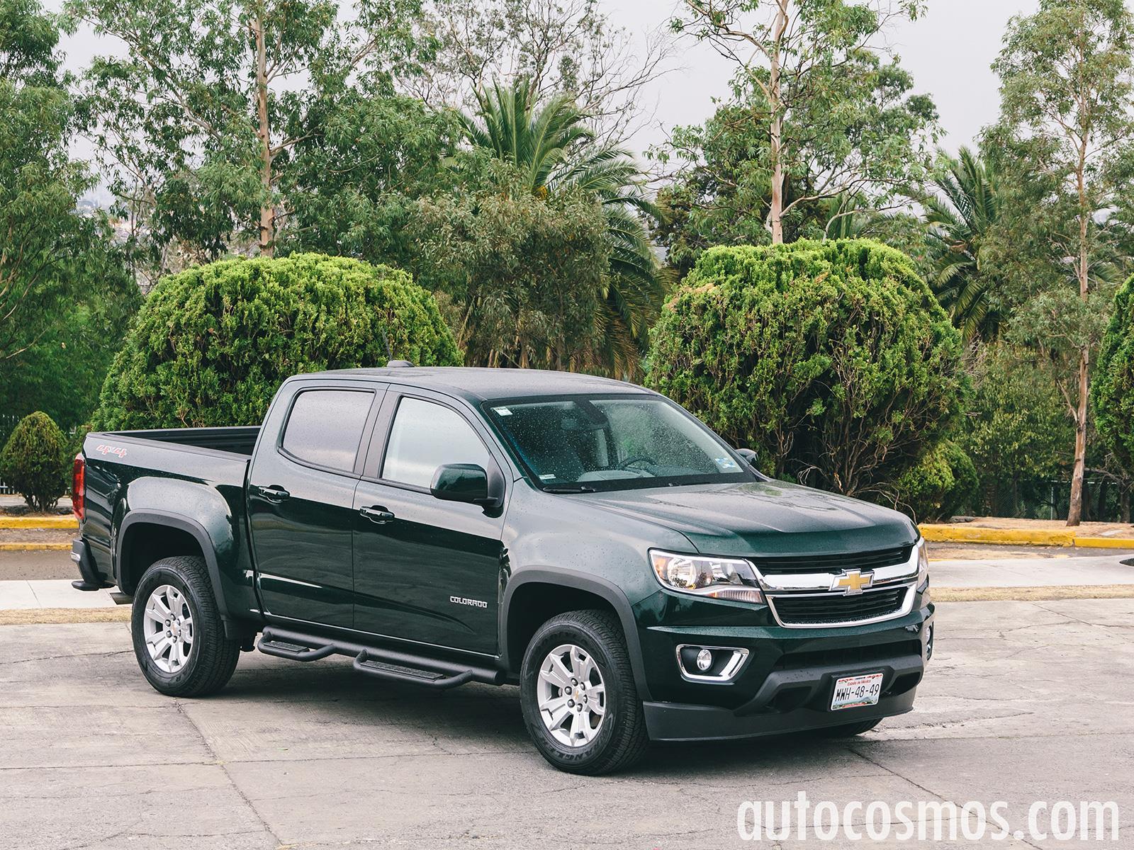 Chevrolet Colorado 2016 a prueba - Autocosmos.com