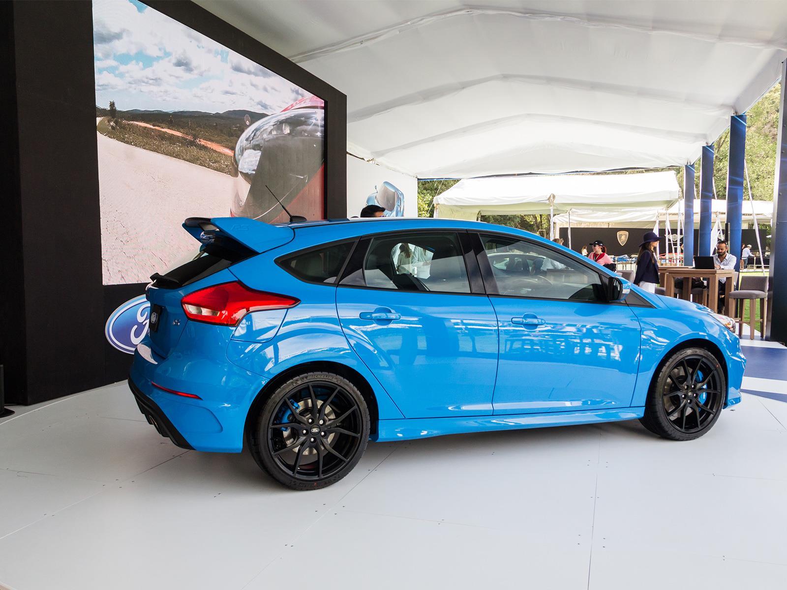Ford Focus Rs 2016 Llega A M 233 Xico En 674 000 Pesos