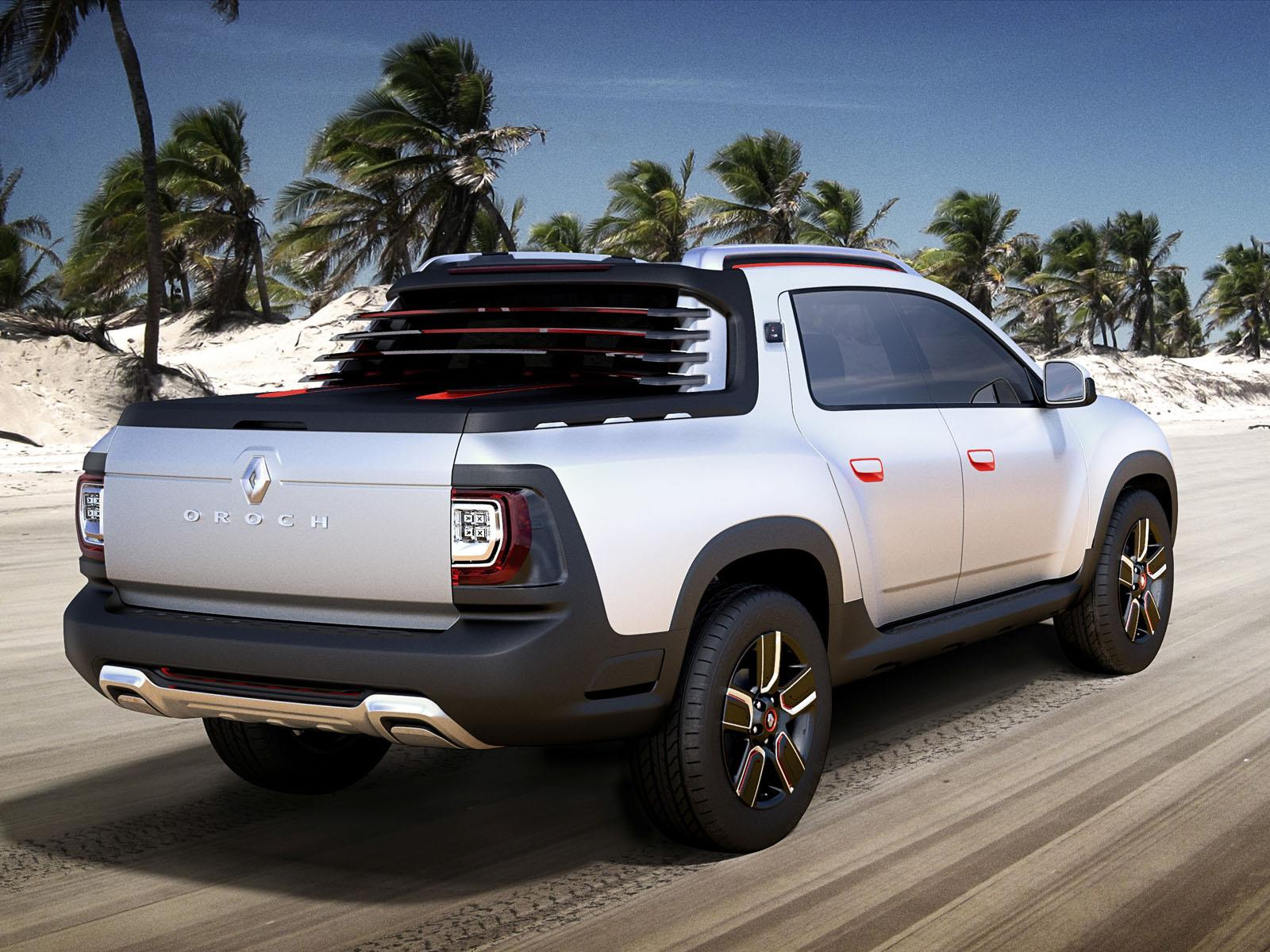 sal n de san pablo 2014 renault duster oroch la pick up. Black Bedroom Furniture Sets. Home Design Ideas