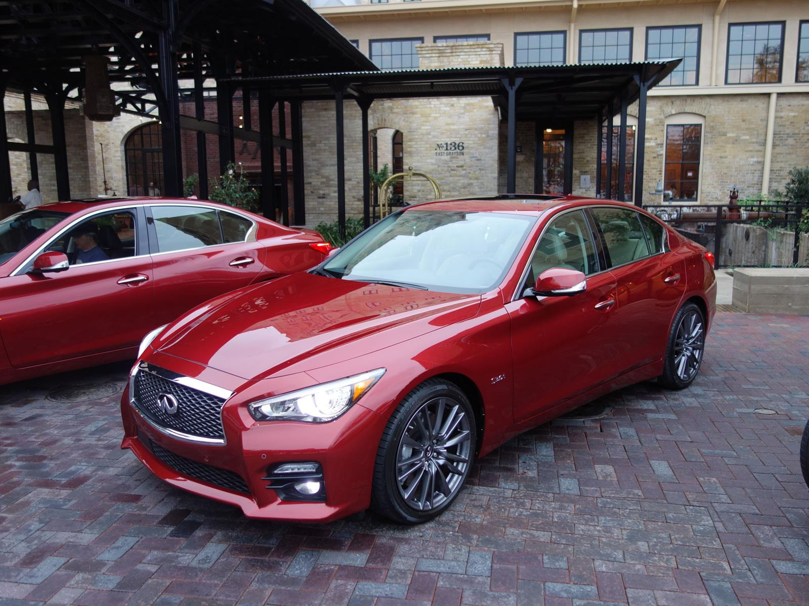 infiniti q50 400 sport 2017 llega a m xico en 821 900 pesos. Black Bedroom Furniture Sets. Home Design Ideas