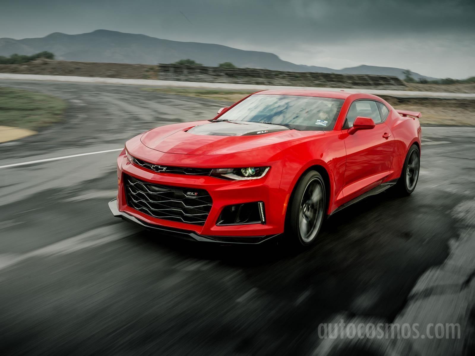 Chevrolet Camaro Zl1 2018 Prueba De Manejo Autocosmos Com