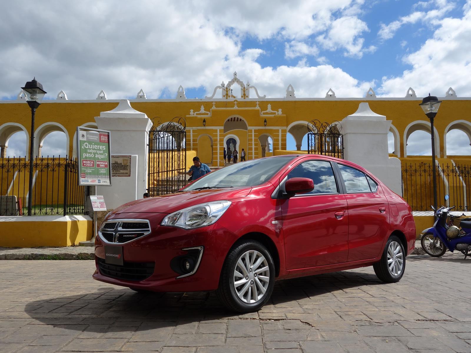 Dodge Attitude 2015 llega a México desde $157,900 pesos ...