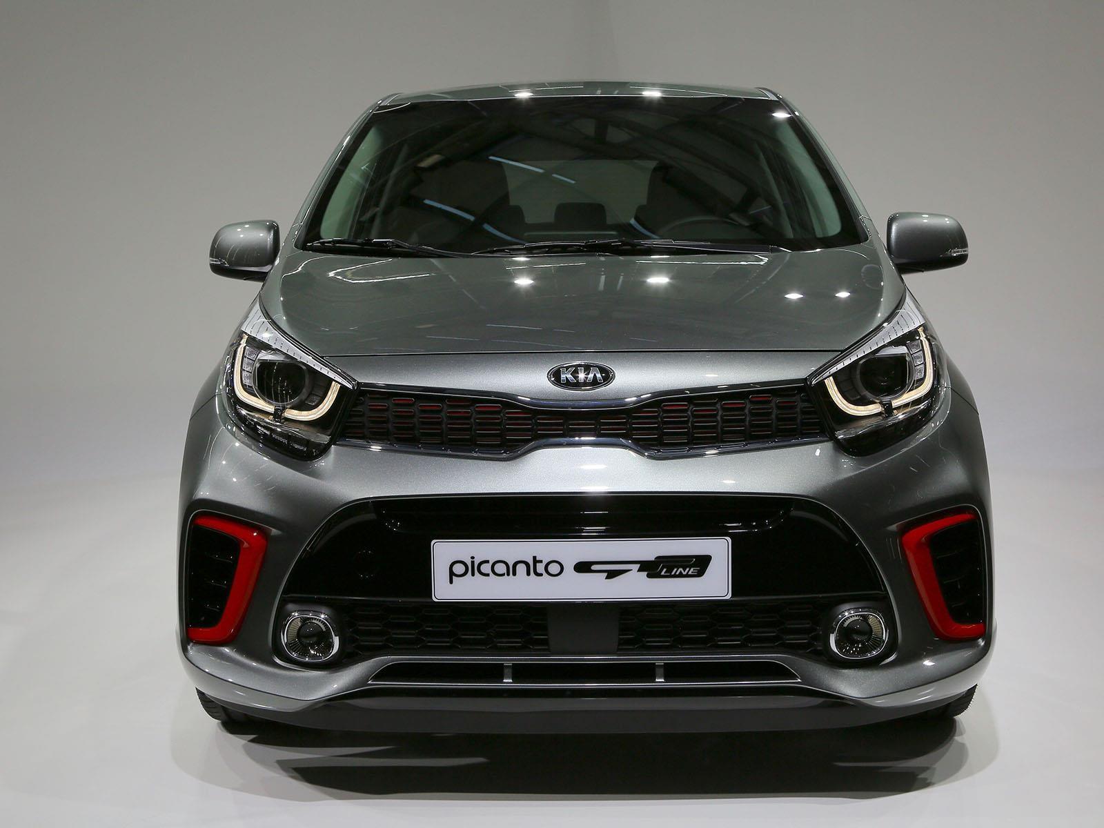 Auto Show de Ginebra 2017 - KIA Picanto 2018 - Noticias ...
