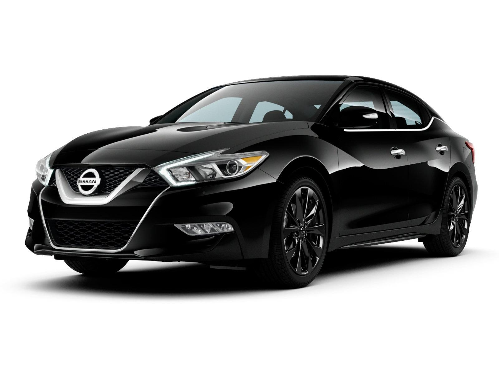 Nissan Maxima SR Midnight Edition 2016 - Autocosmos.com