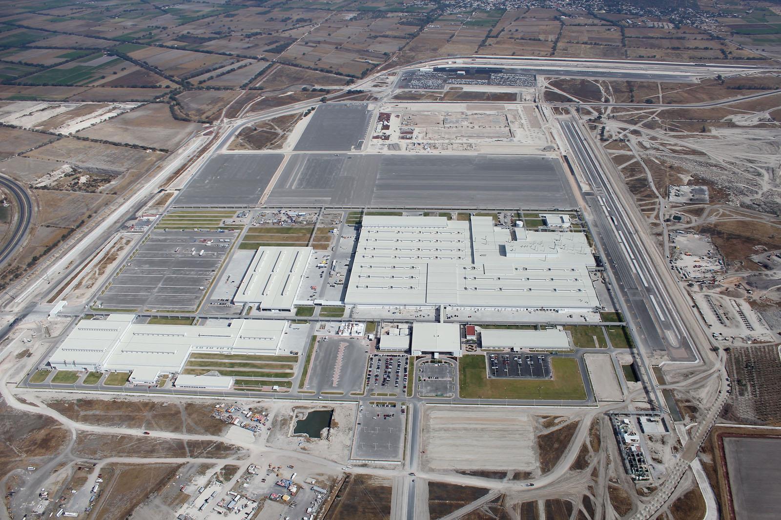 Toyota Of Plano >> Nueva Planta de Honda en Celaya, Guanajuato - Autocosmos.com
