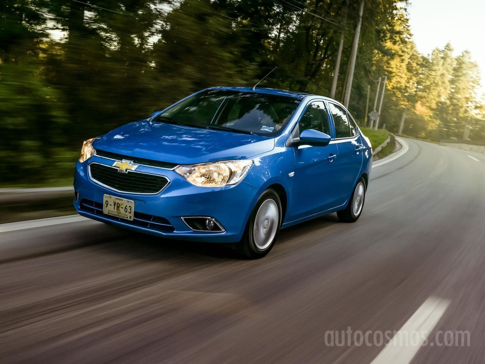 Chevrolet Aveo 2018 a prueba - Autocosmos.com