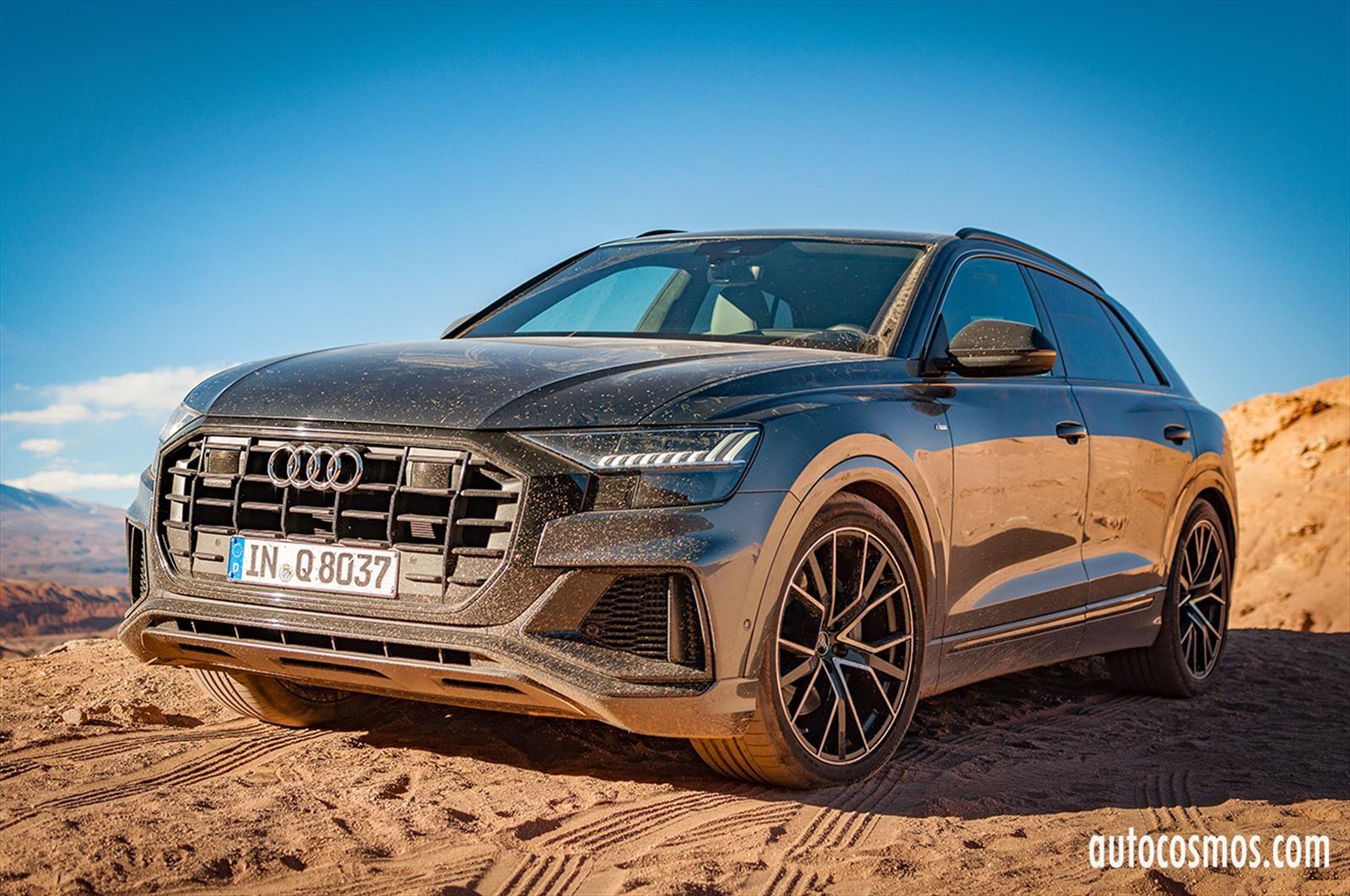 Audi Q8 2019 Primer Contacto En Chile Autocosmos Com