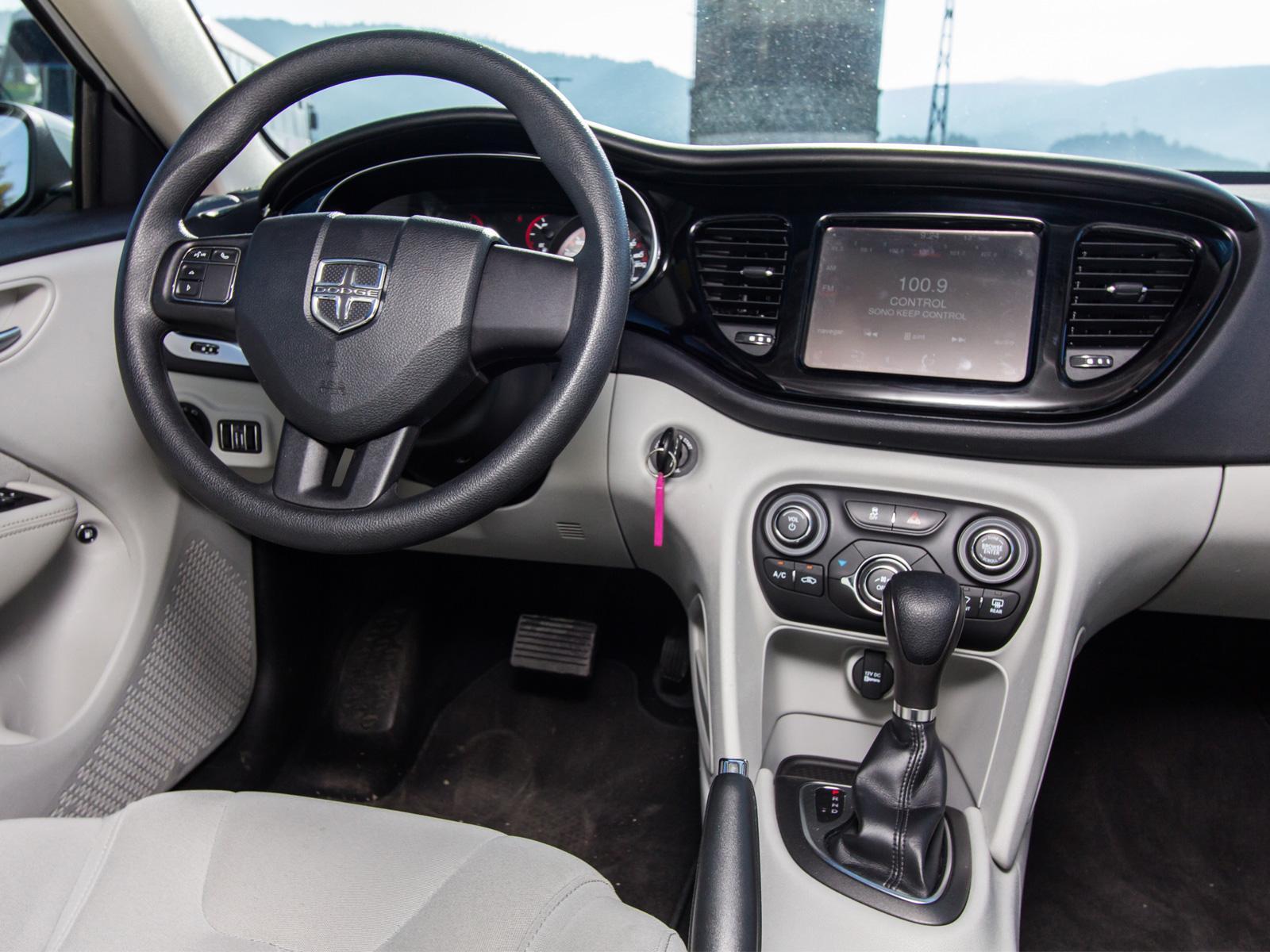 Dodge Dart SXT 2013 a prueba - Autocosmos.com