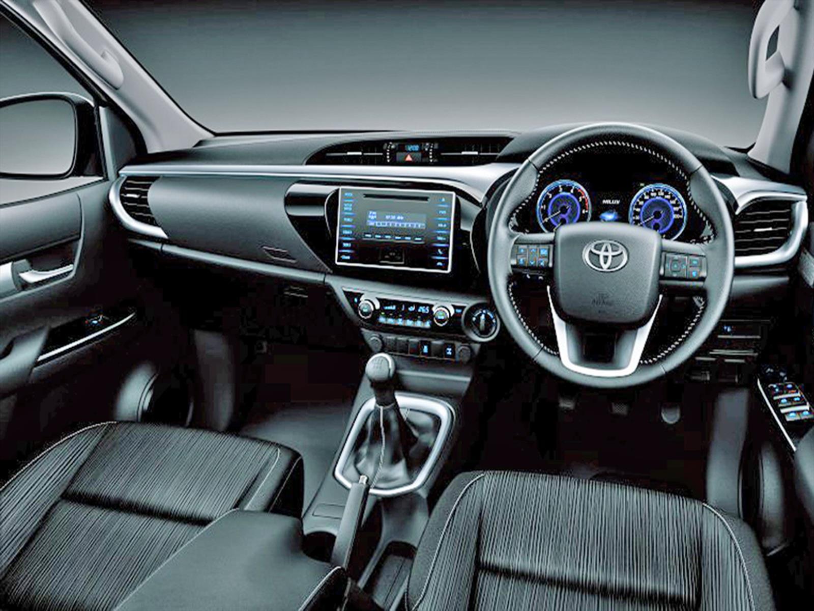 Toyota Hilux 2016 Primeras Im 225 Genes Autocosmos Com