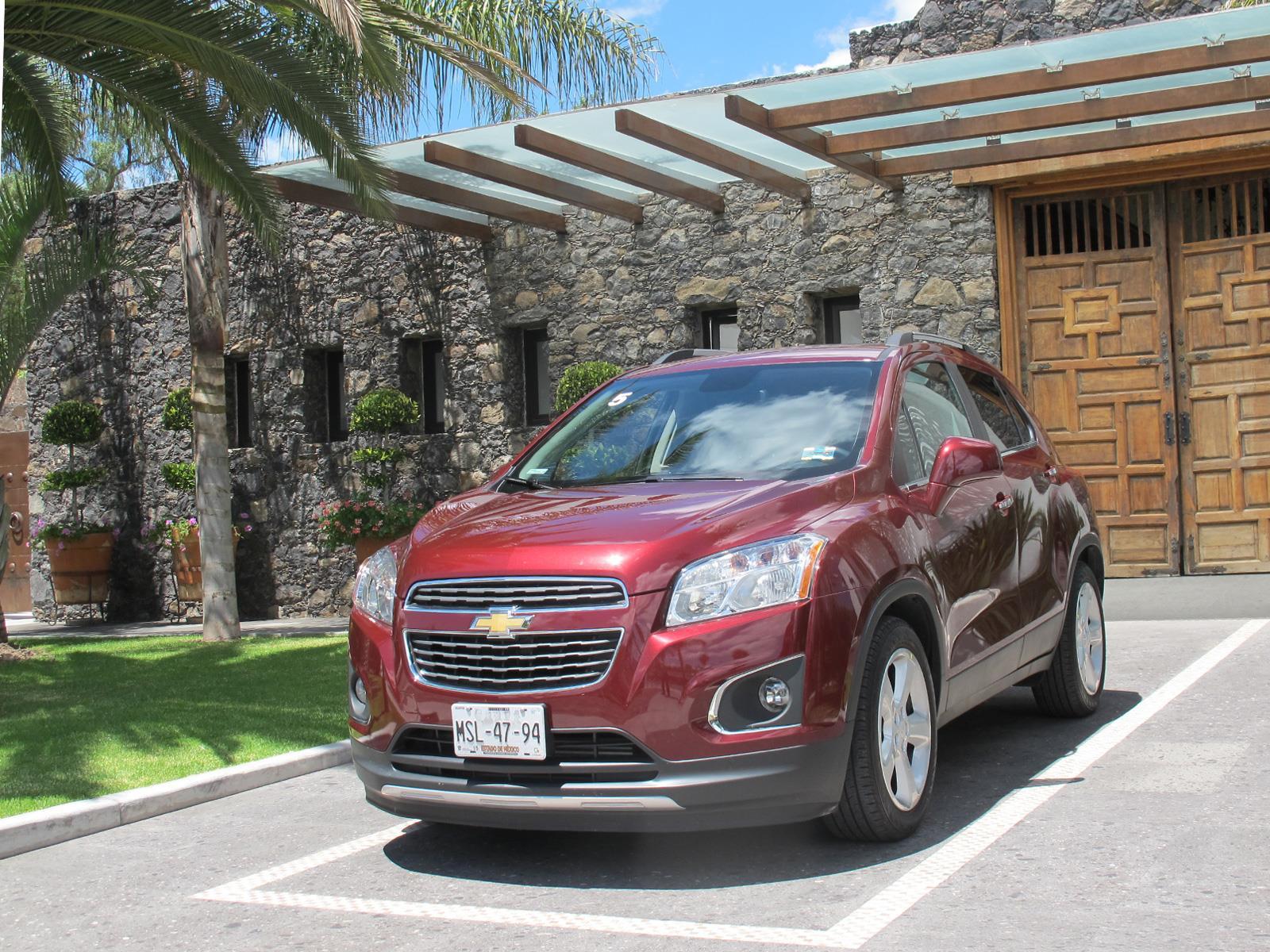 Las 4 nuevas cosas que encontrarás en la Chevrolet Trax 2015 - Autocosmos.com